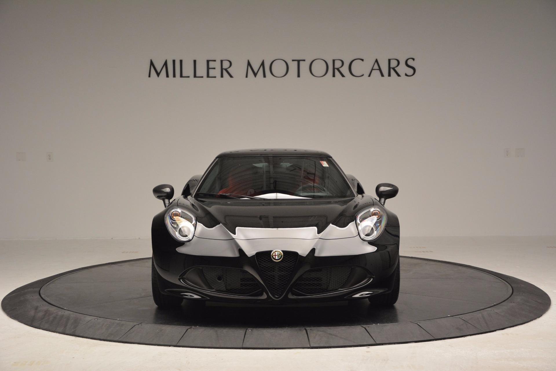 New 2016 Alfa Romeo 4C  For Sale In Greenwich, CT. Alfa Romeo of Greenwich, L034 624_p12