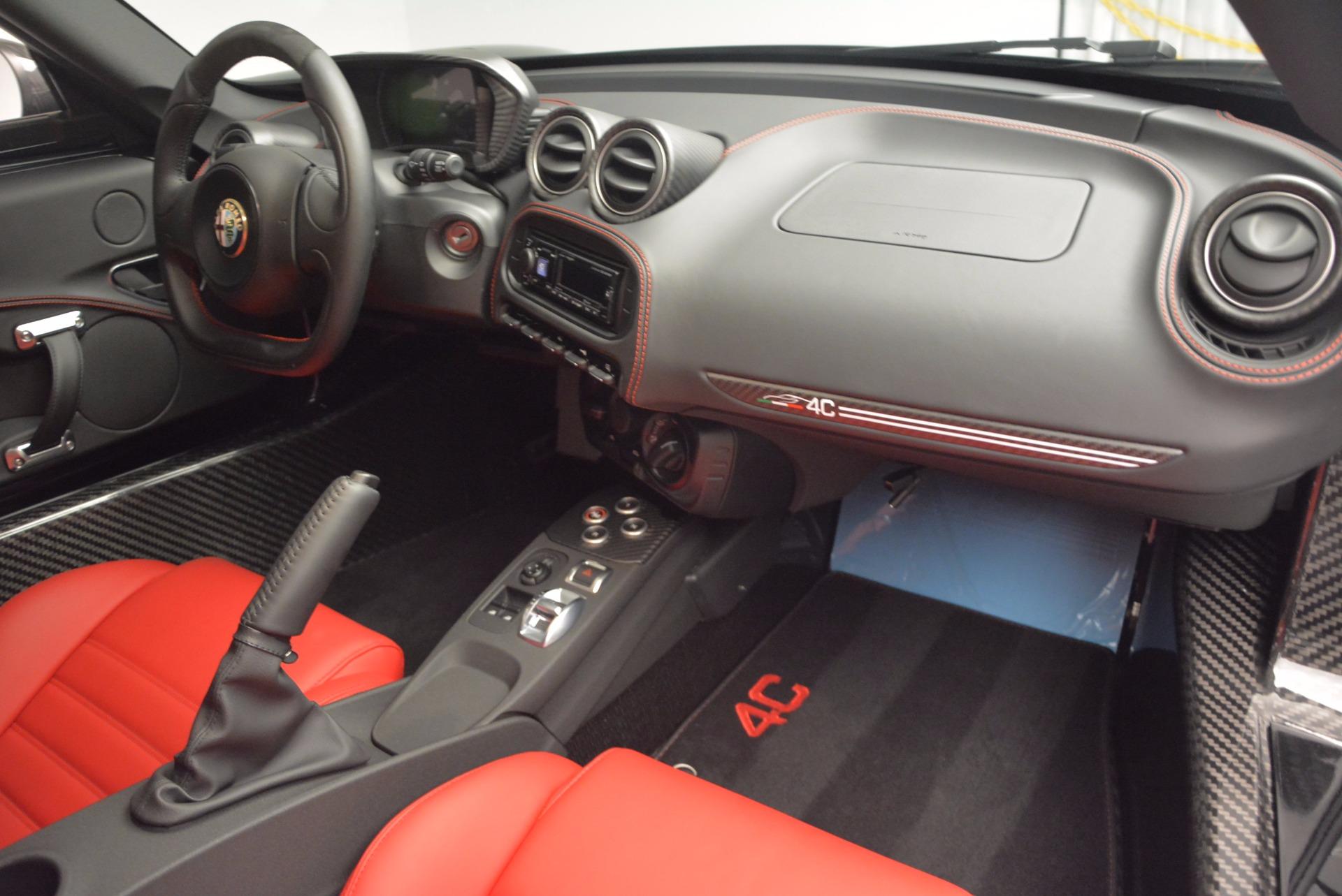 New 2016 Alfa Romeo 4C  For Sale In Greenwich, CT. Alfa Romeo of Greenwich, L034 624_p17