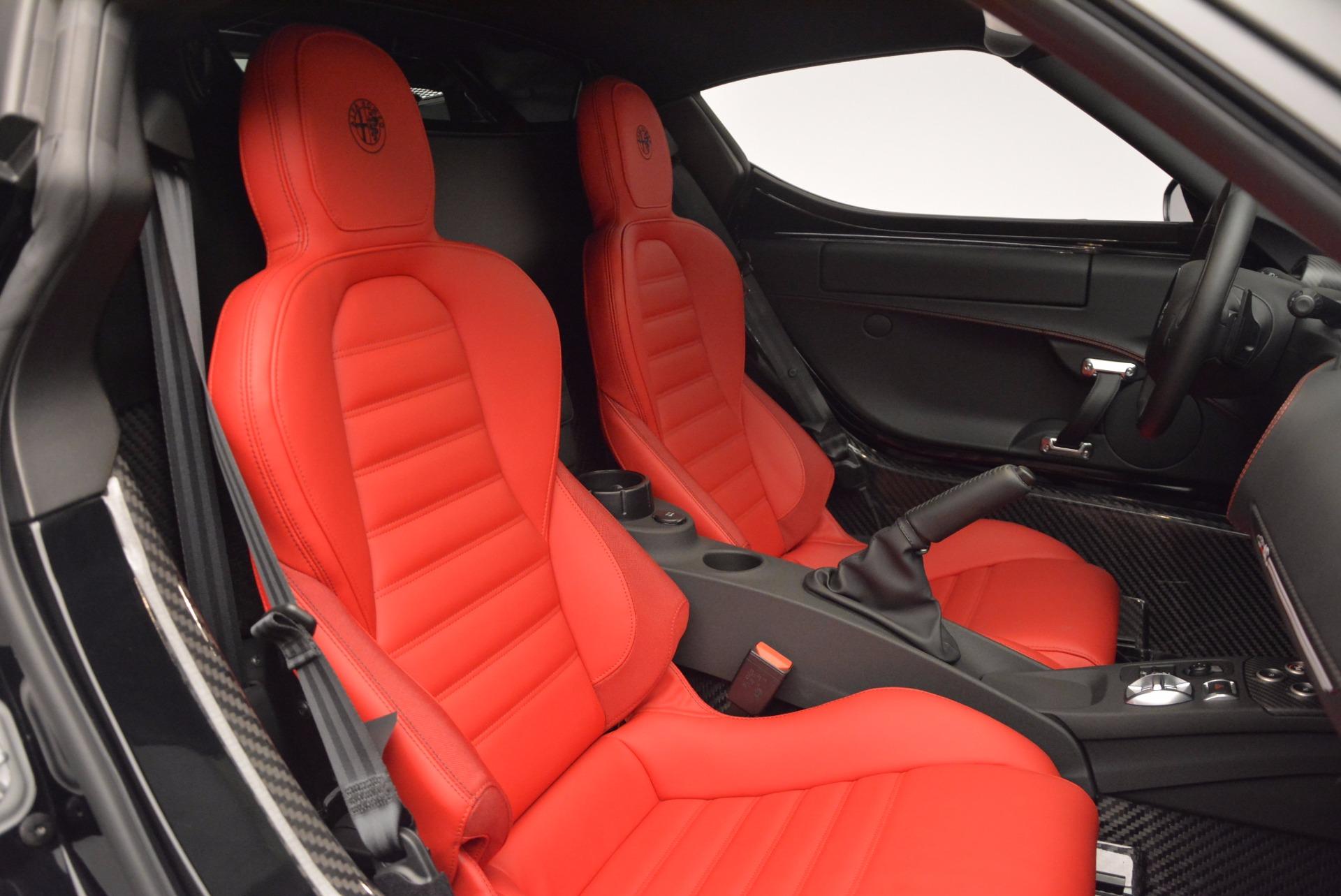 New 2016 Alfa Romeo 4C  For Sale In Greenwich, CT. Alfa Romeo of Greenwich, L034 624_p19