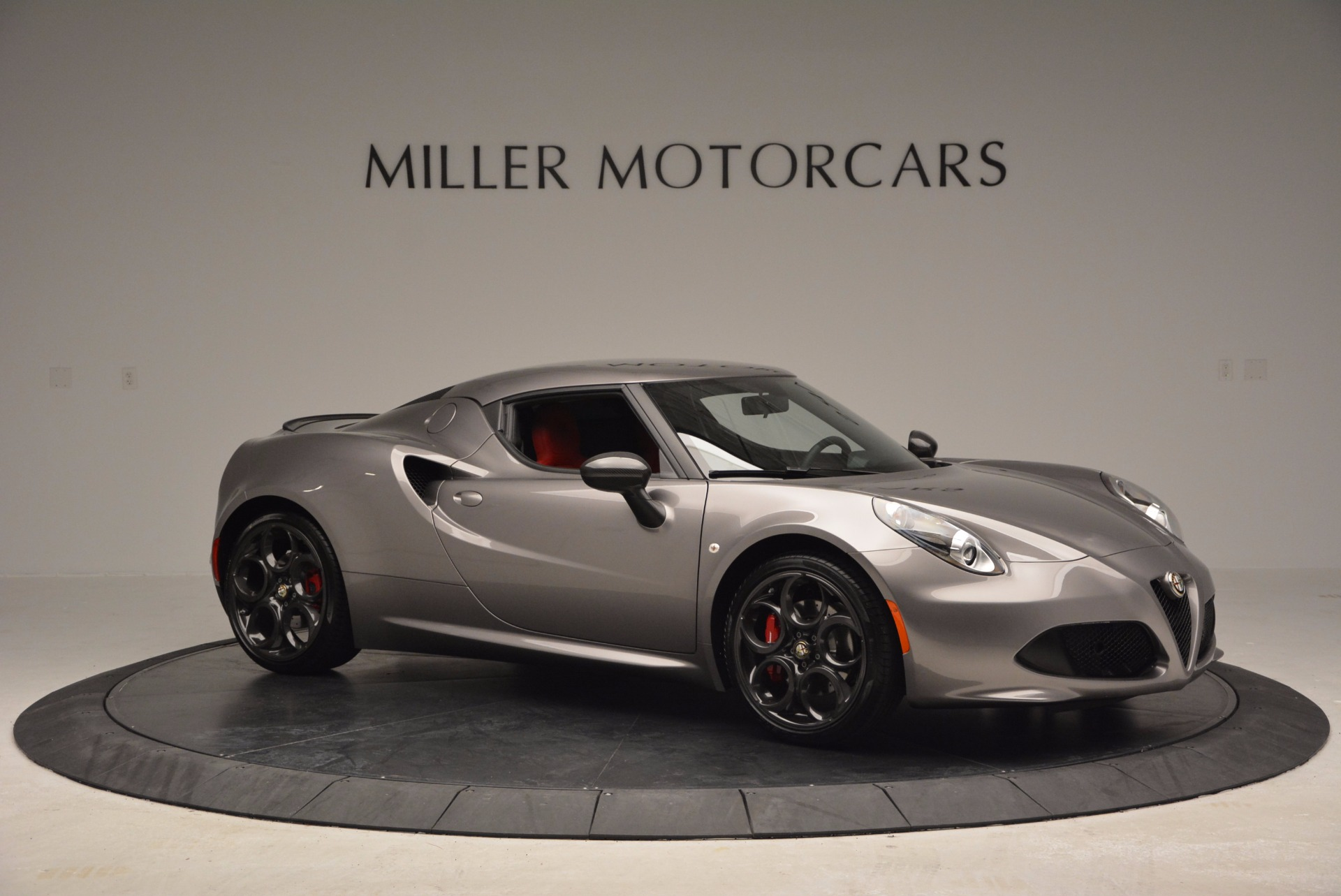 New 2016 Alfa Romeo 4C  For Sale In Greenwich, CT. Alfa Romeo of Greenwich, L035 625_p10