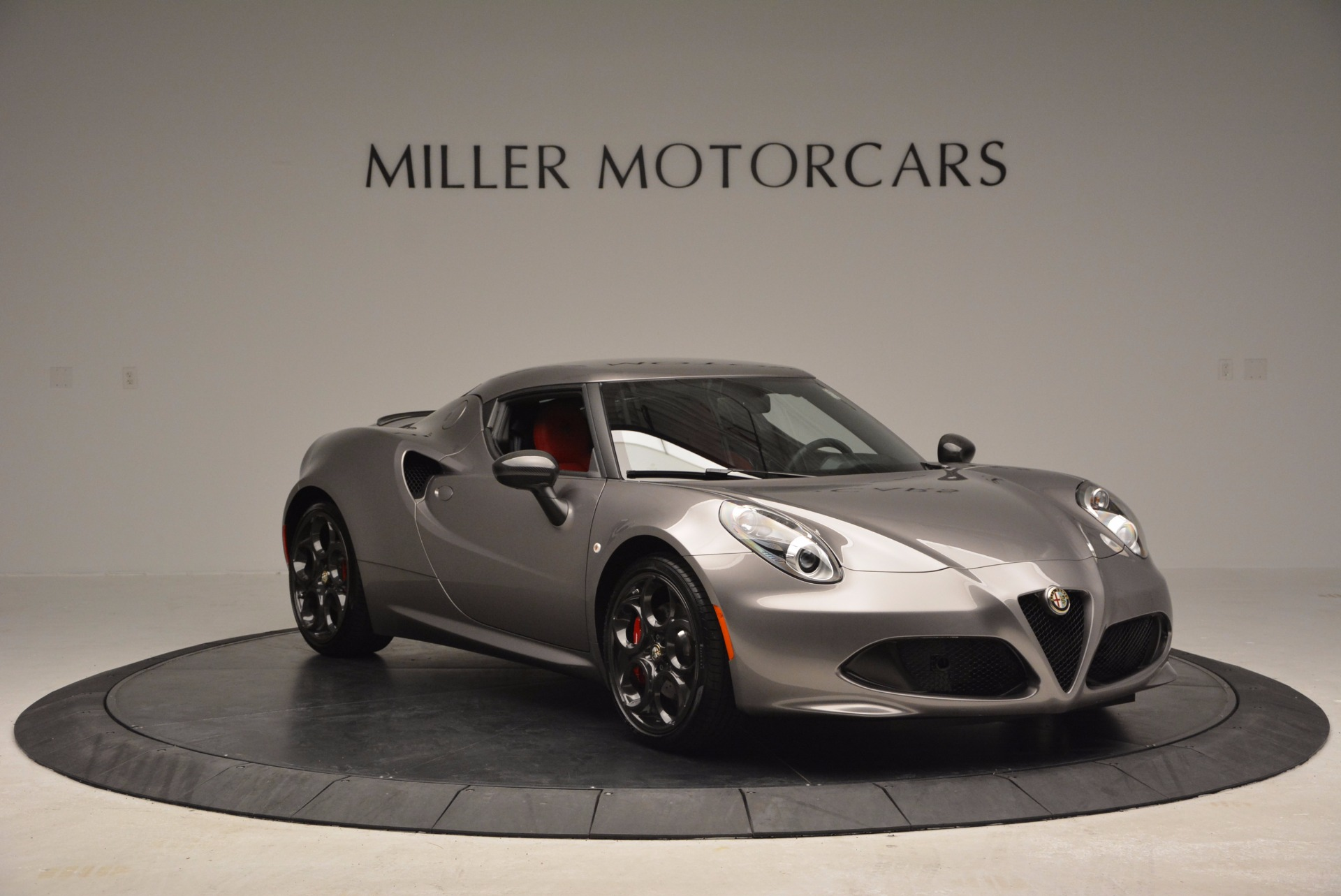 New 2016 Alfa Romeo 4C  For Sale In Greenwich, CT. Alfa Romeo of Greenwich, L035 625_p11