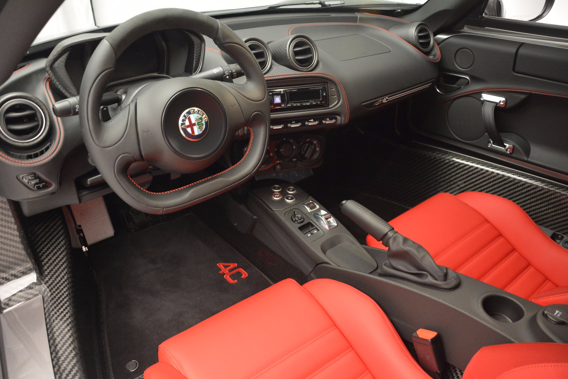 New 2016 Alfa Romeo 4C  For Sale In Greenwich, CT. Alfa Romeo of Greenwich, L035 625_p13