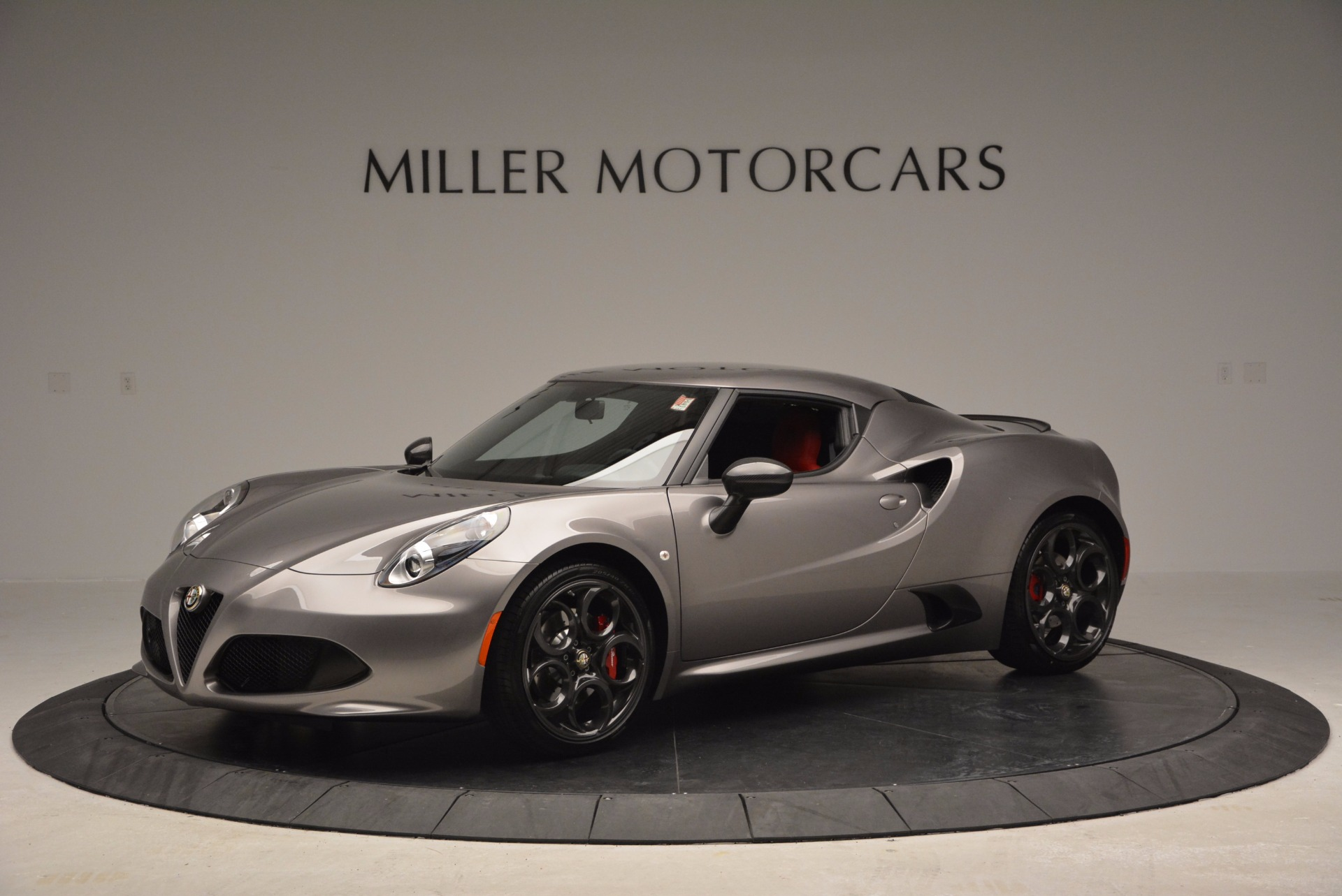 New 2016 Alfa Romeo 4C  For Sale In Greenwich, CT. Alfa Romeo of Greenwich, L035 625_p2