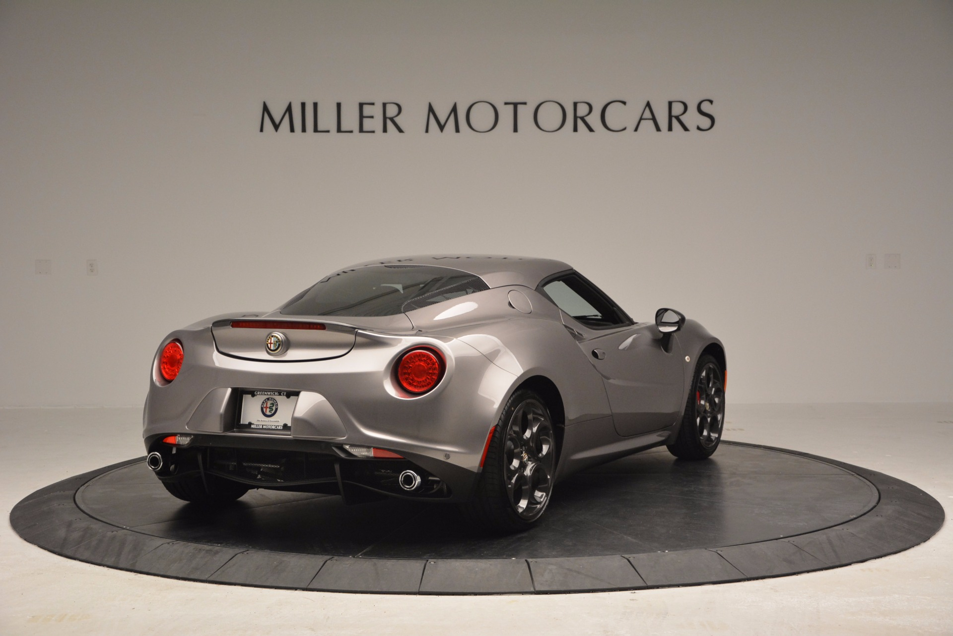 New 2016 Alfa Romeo 4C  For Sale In Greenwich, CT. Alfa Romeo of Greenwich, L035 625_p7