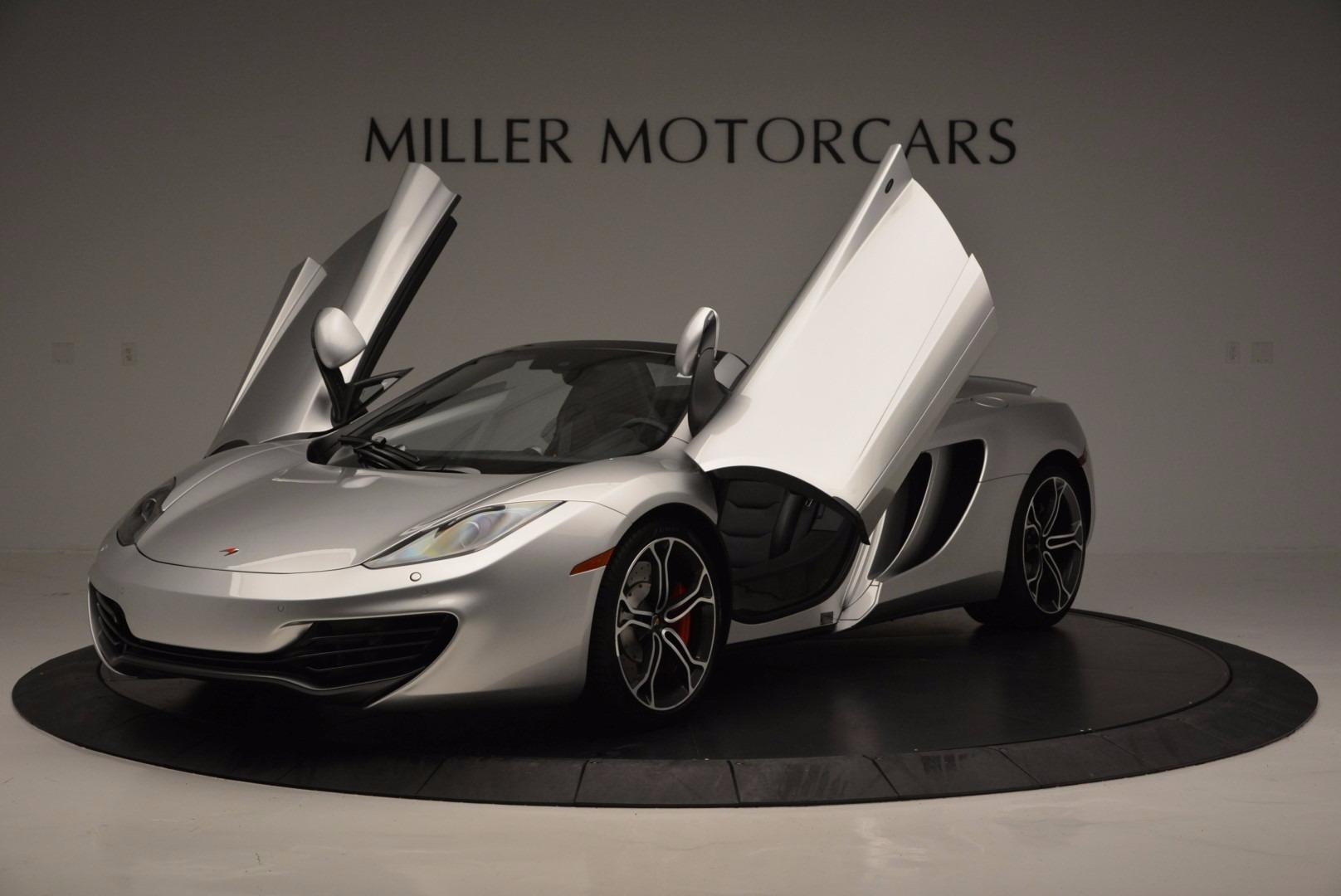 Used 2014 McLaren MP4-12C Spider  For Sale In Greenwich, CT. Alfa Romeo of Greenwich, 3089 627_p14