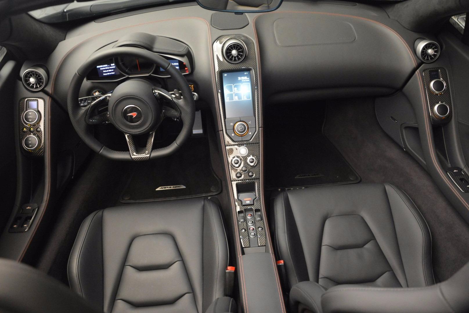 Used 2014 McLaren MP4-12C Spider  For Sale In Greenwich, CT. Alfa Romeo of Greenwich, 3089 627_p25