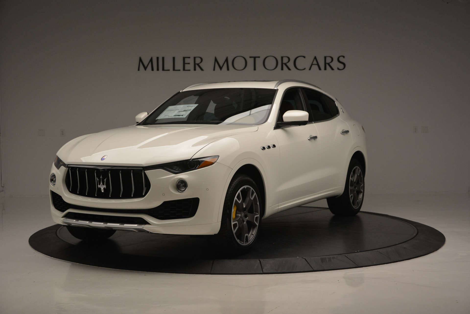 New 2017 Maserati Levante S For Sale In Greenwich, CT. Alfa Romeo of Greenwich, W355