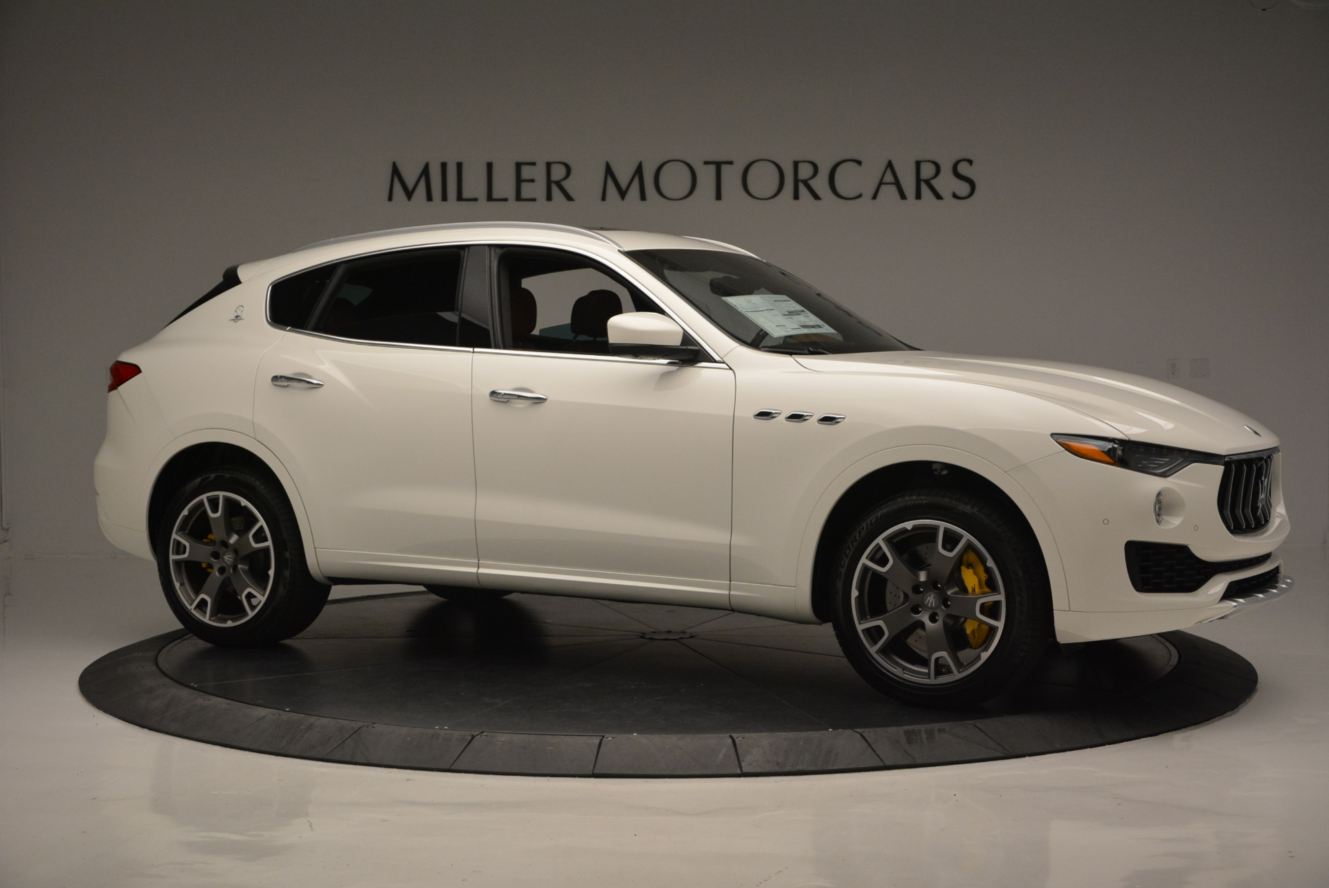 New 2017 Maserati Levante S For Sale In Greenwich, CT. Alfa Romeo of Greenwich, W355 629_p10