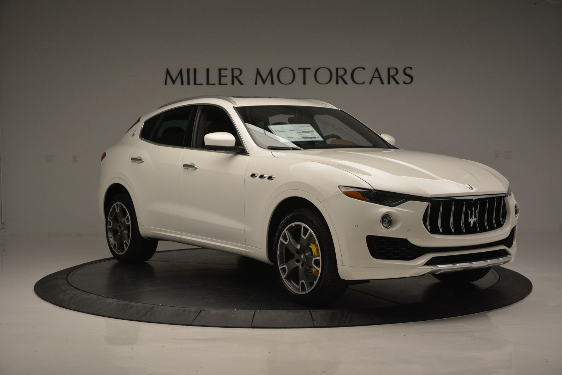 New 2017 Maserati Levante S For Sale In Greenwich, CT. Alfa Romeo of Greenwich, W355 629_p11