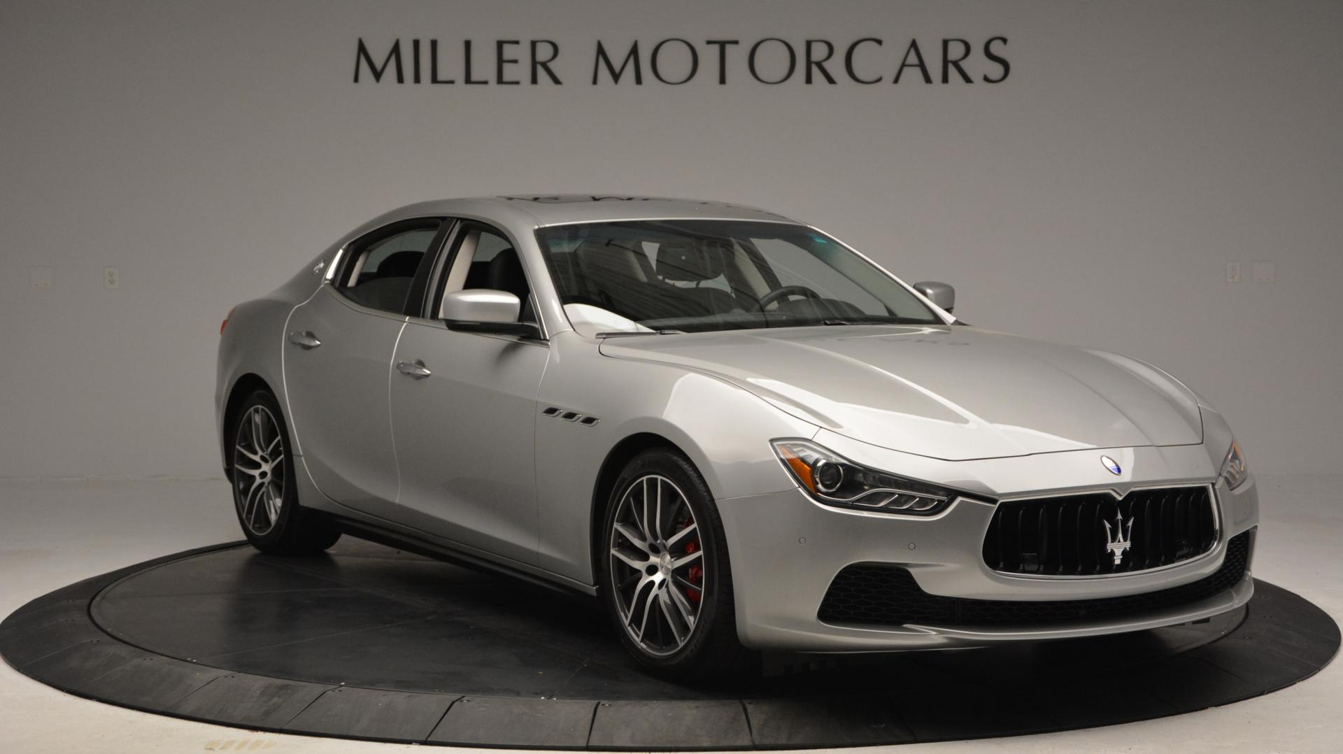 New 2016 Maserati Ghibli S Q4 For Sale In Greenwich, CT. Alfa Romeo of Greenwich, W232 63_p11