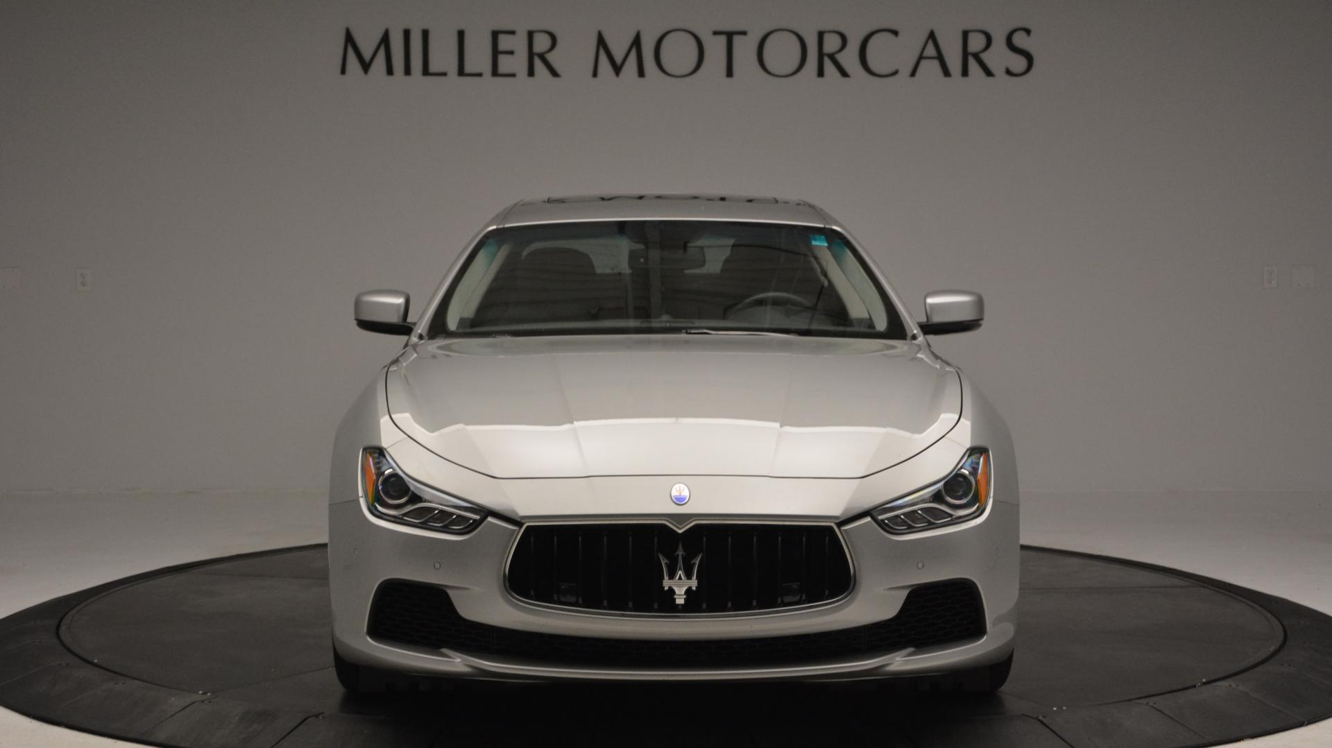 New 2016 Maserati Ghibli S Q4 For Sale In Greenwich, CT. Alfa Romeo of Greenwich, W232 63_p12