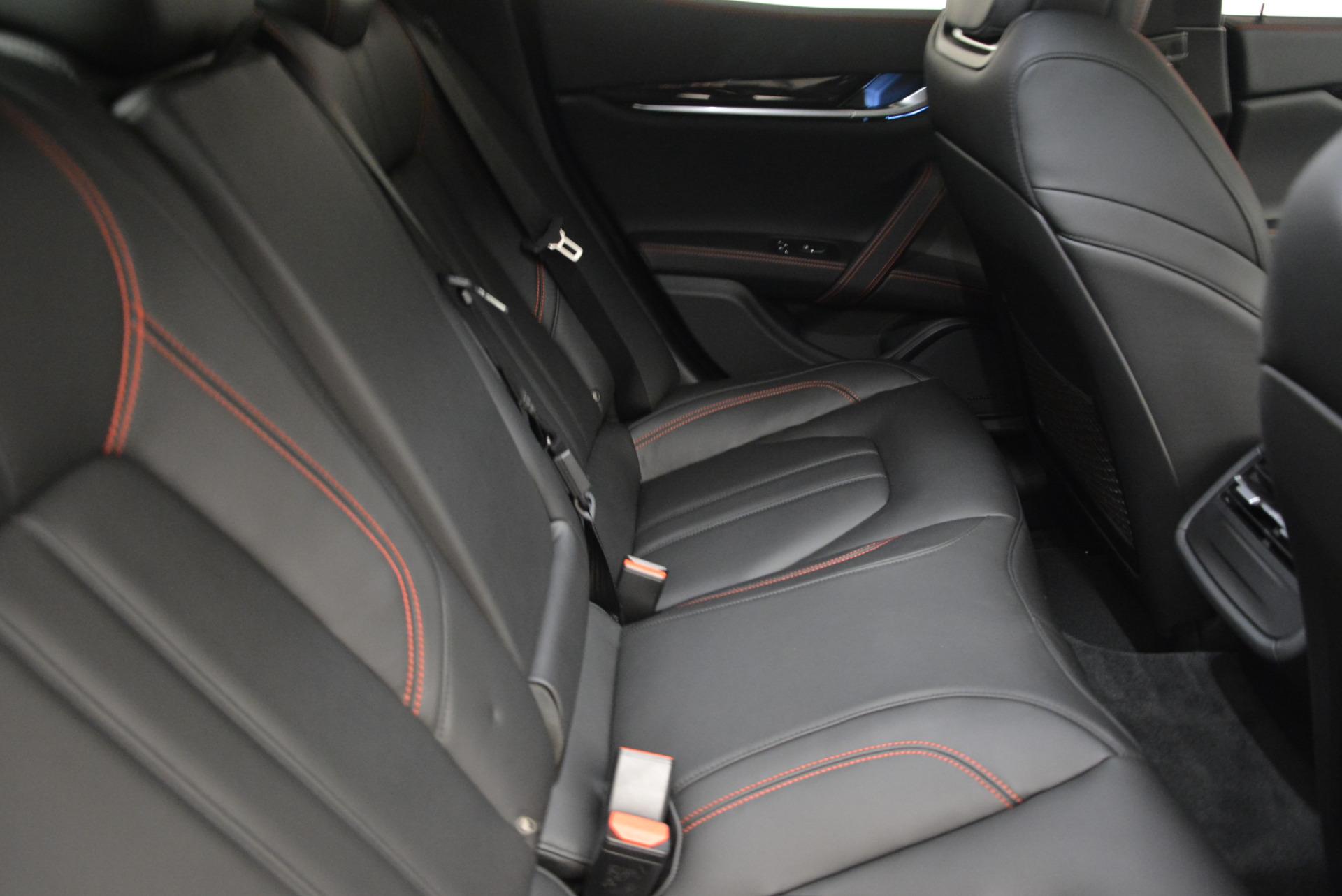 New 2017 Maserati Ghibli S Q4 For Sale In Greenwich, CT. Alfa Romeo of Greenwich, W344 630_p26