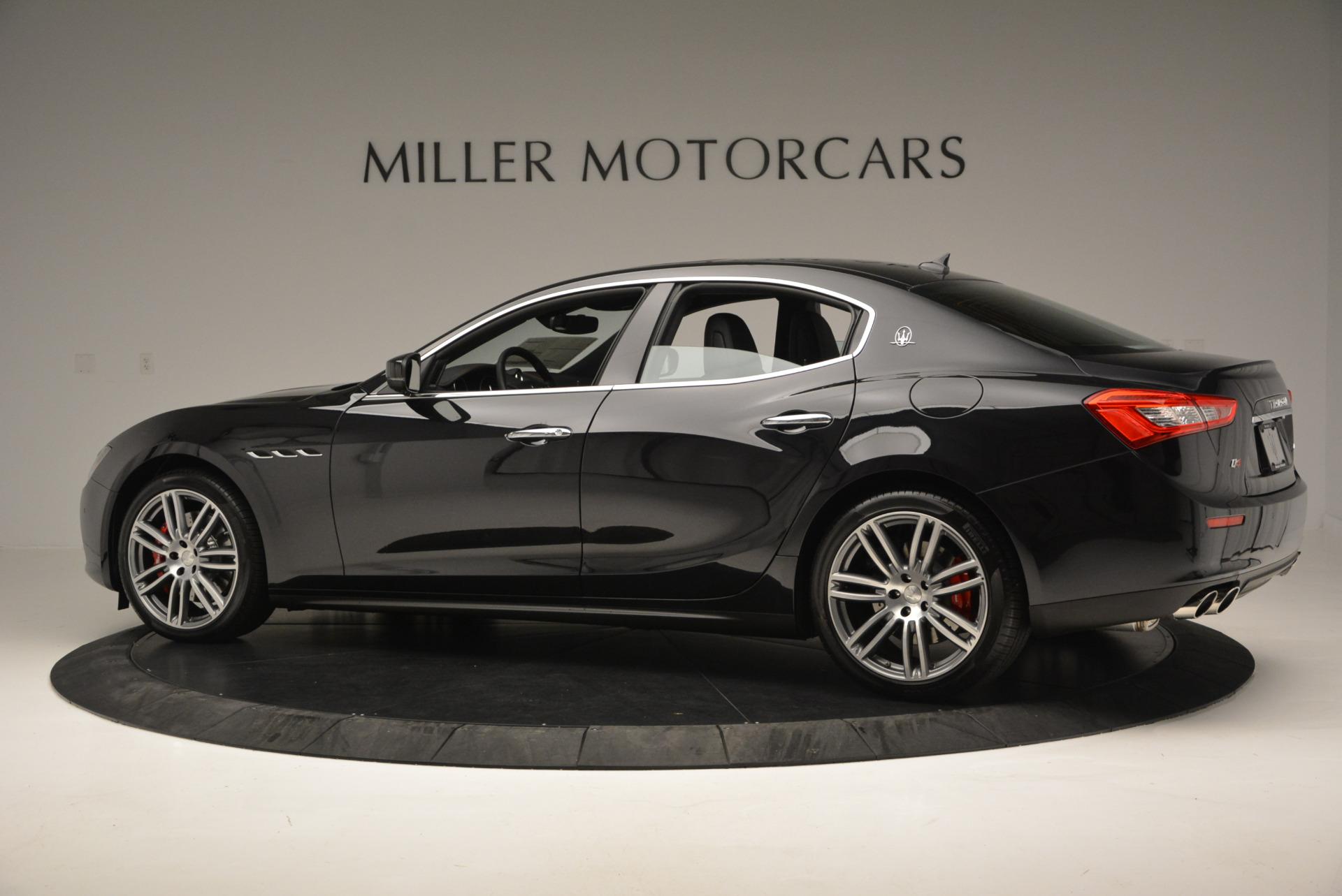 New 2017 Maserati Ghibli S Q4 For Sale In Greenwich, CT. Alfa Romeo of Greenwich, W344 630_p4