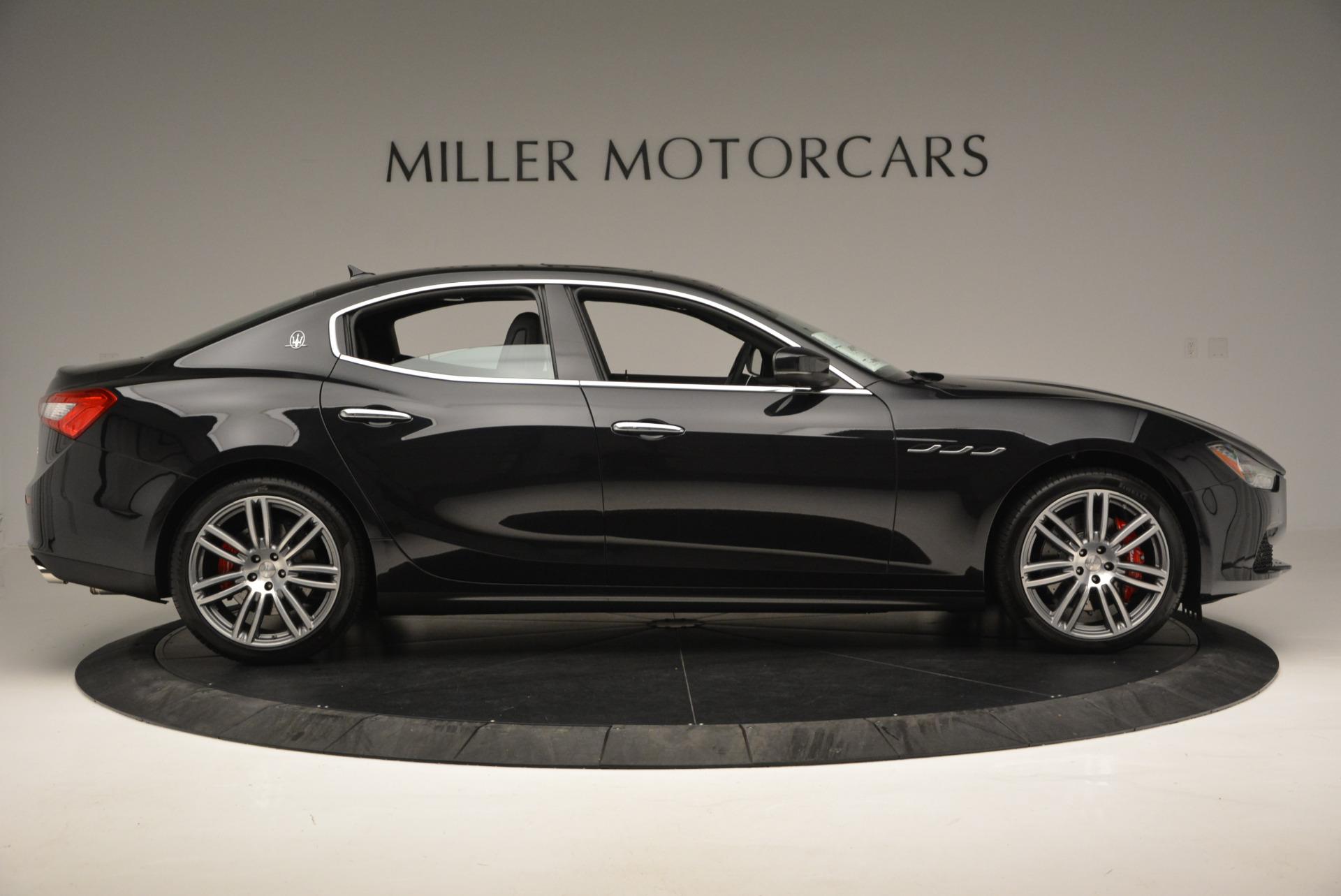 New 2017 Maserati Ghibli S Q4 For Sale In Greenwich, CT. Alfa Romeo of Greenwich, W344 630_p9