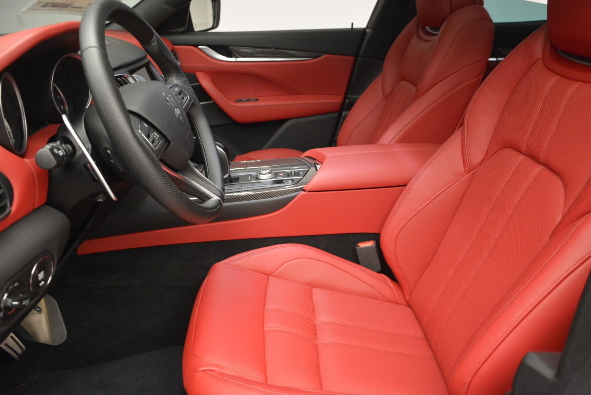 Used 2017 Maserati Levante Ex Service Loaner For Sale In Greenwich, CT. Alfa Romeo of Greenwich, W343 631_p14