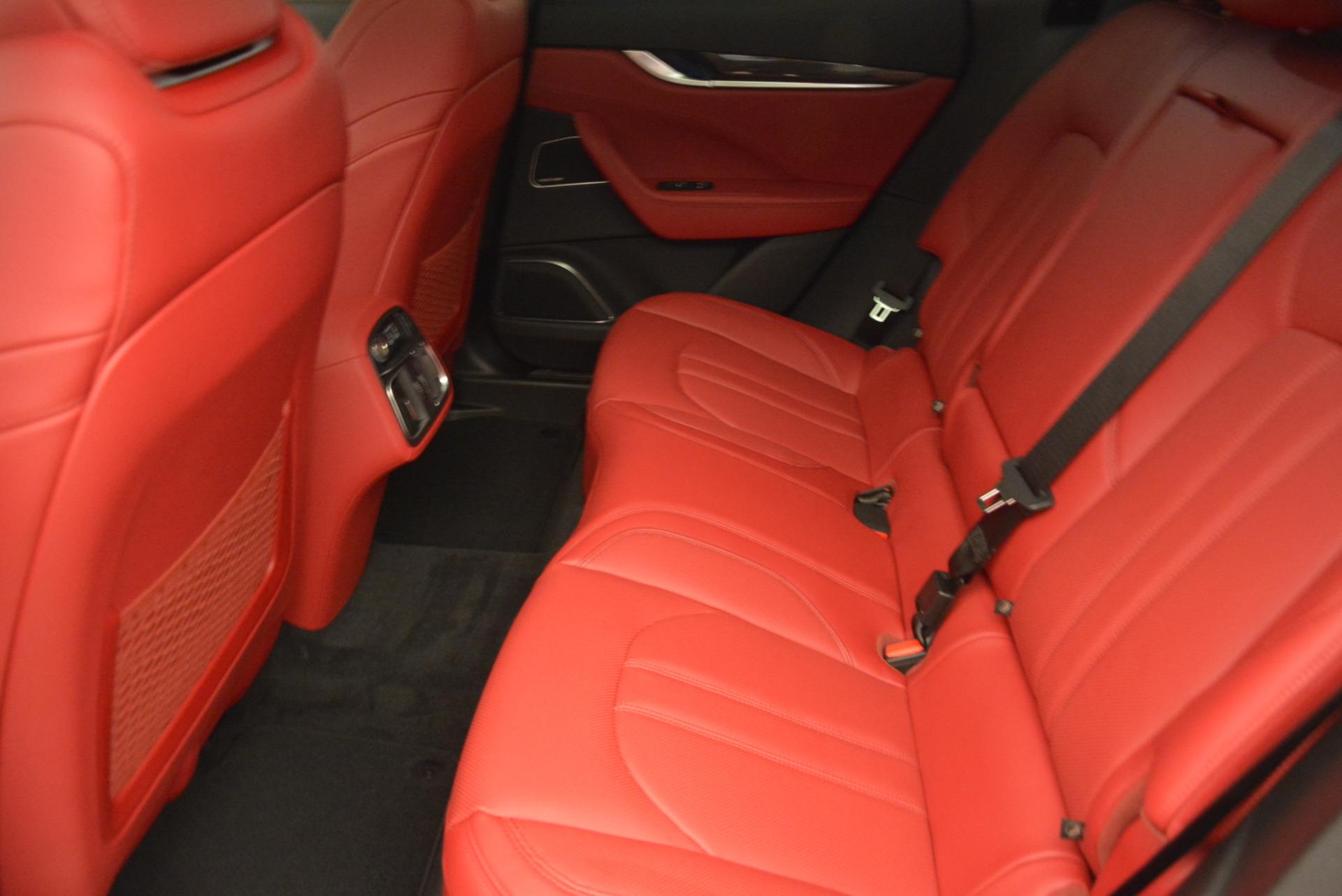 Used 2017 Maserati Levante Ex Service Loaner For Sale In Greenwich, CT. Alfa Romeo of Greenwich, W343 631_p19