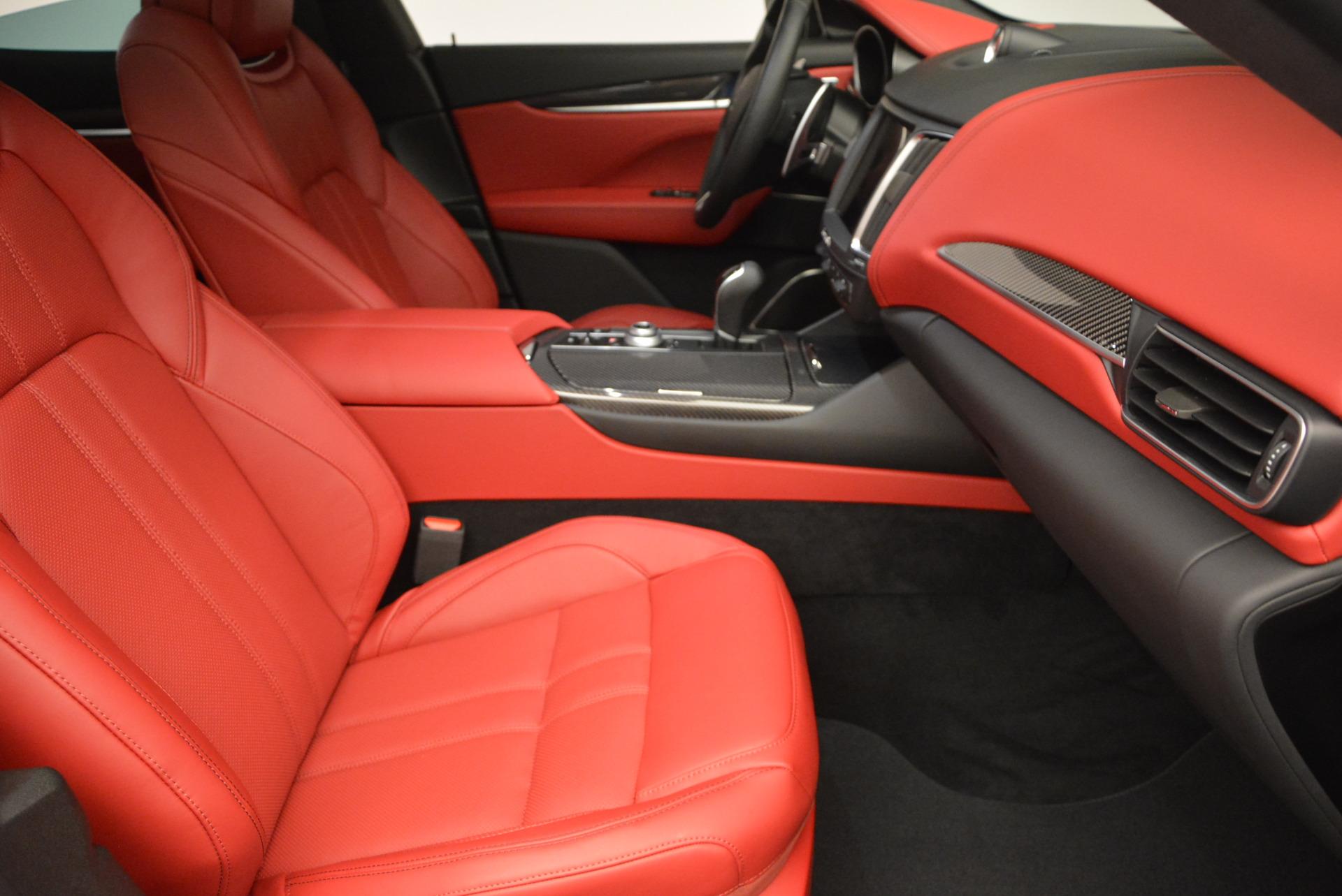 Used 2017 Maserati Levante Ex Service Loaner For Sale In Greenwich, CT. Alfa Romeo of Greenwich, W343 631_p22
