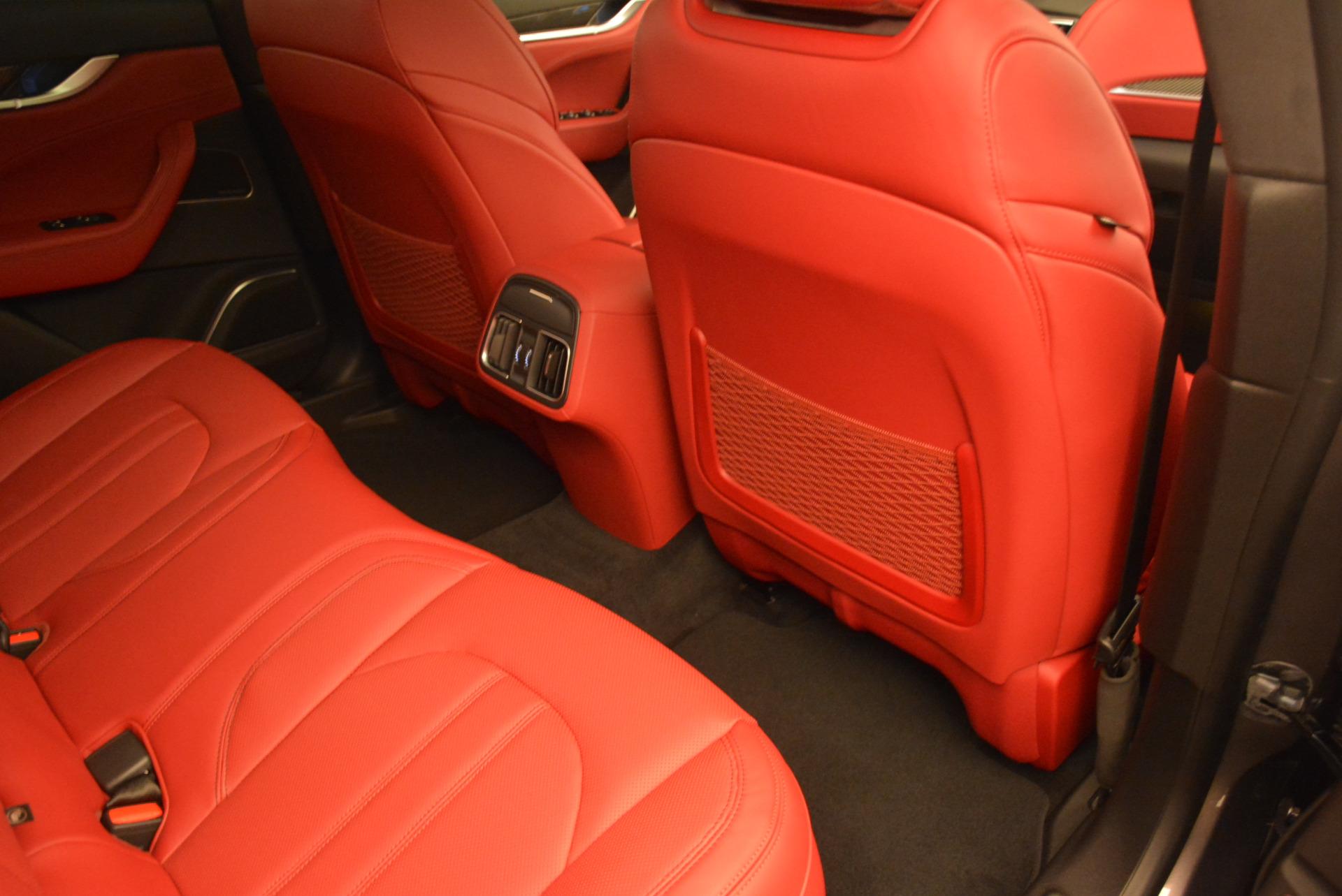 Used 2017 Maserati Levante Ex Service Loaner For Sale In Greenwich, CT. Alfa Romeo of Greenwich, W343 631_p24