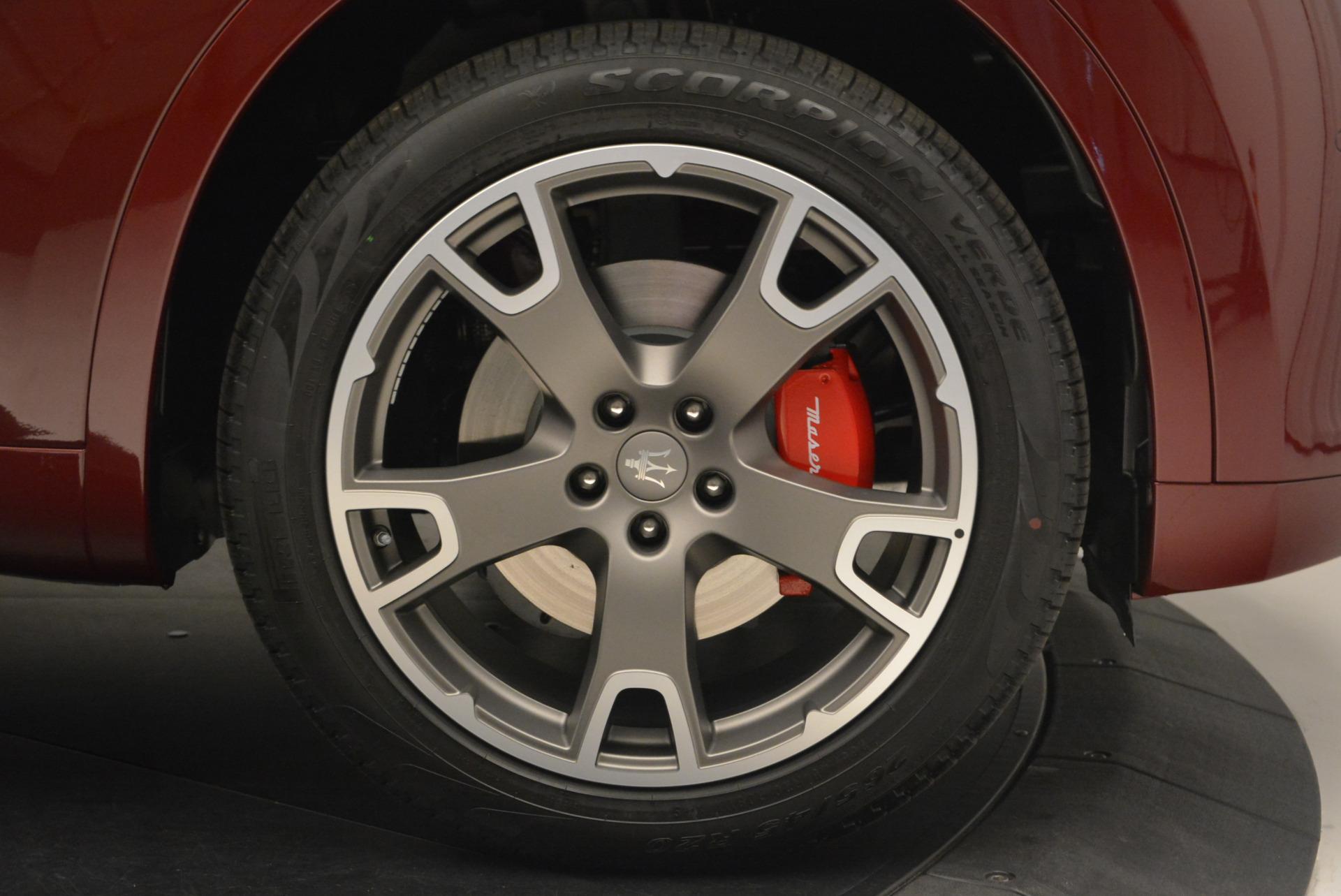 New 2017 Maserati Levante  For Sale In Greenwich, CT. Alfa Romeo of Greenwich, W342 632_p23