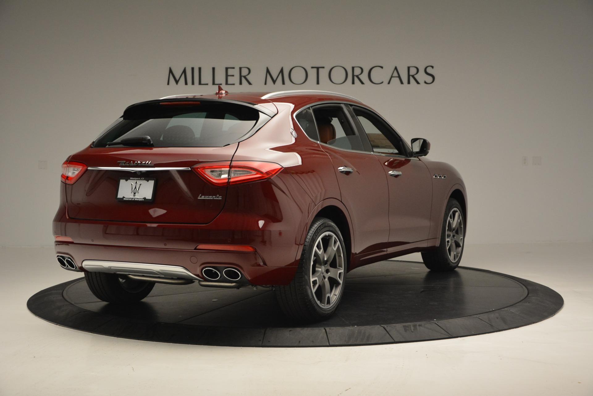 New 2017 Maserati Levante  For Sale In Greenwich, CT. Alfa Romeo of Greenwich, W342 632_p7