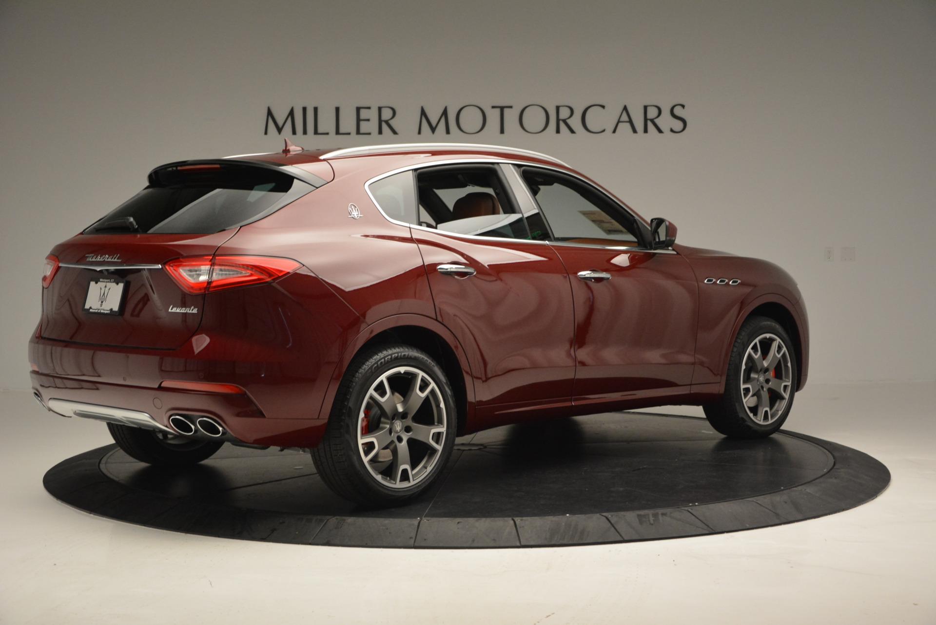 New 2017 Maserati Levante  For Sale In Greenwich, CT. Alfa Romeo of Greenwich, W342 632_p8