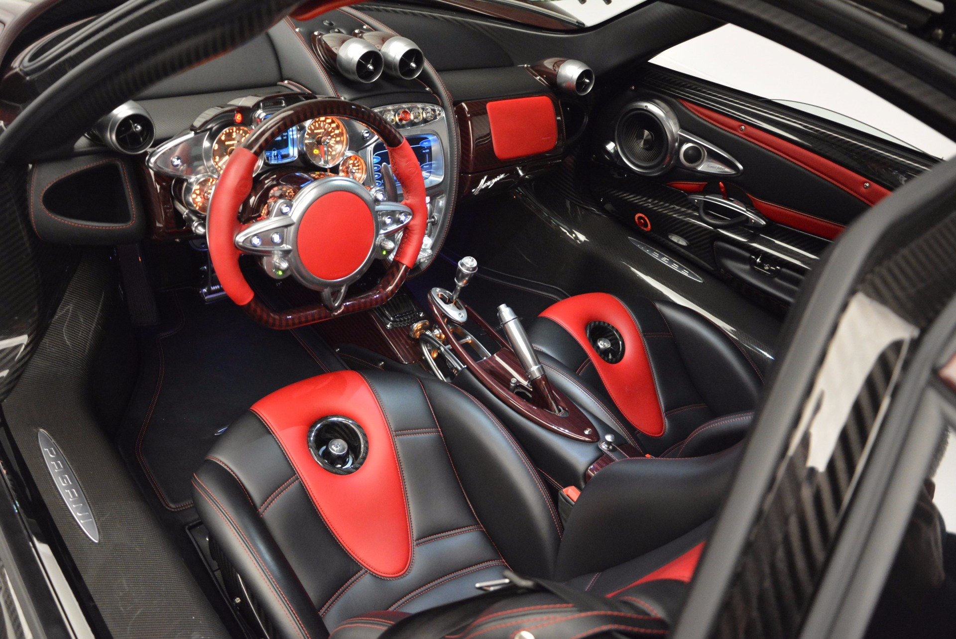 Used 2014 Pagani Huyara  For Sale In Greenwich, CT. Alfa Romeo of Greenwich, 6999C 633_p10