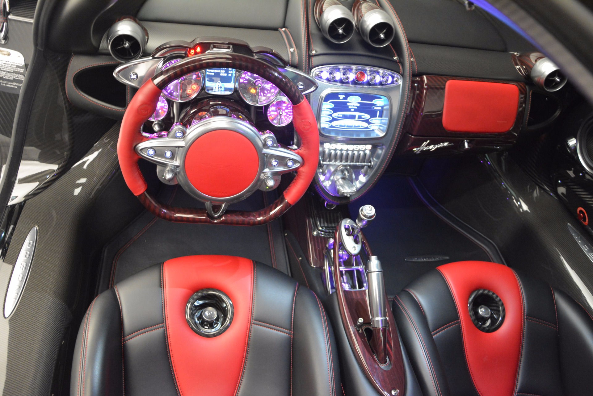 Used 2014 Pagani Huyara  For Sale In Greenwich, CT. Alfa Romeo of Greenwich, 6999C 633_p13