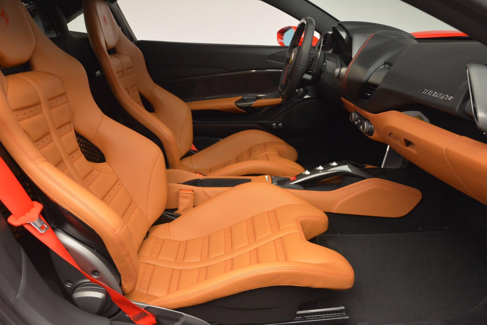 Used 2016 Ferrari 488 GTB  For Sale In Greenwich, CT. Alfa Romeo of Greenwich, 4407 636_p18