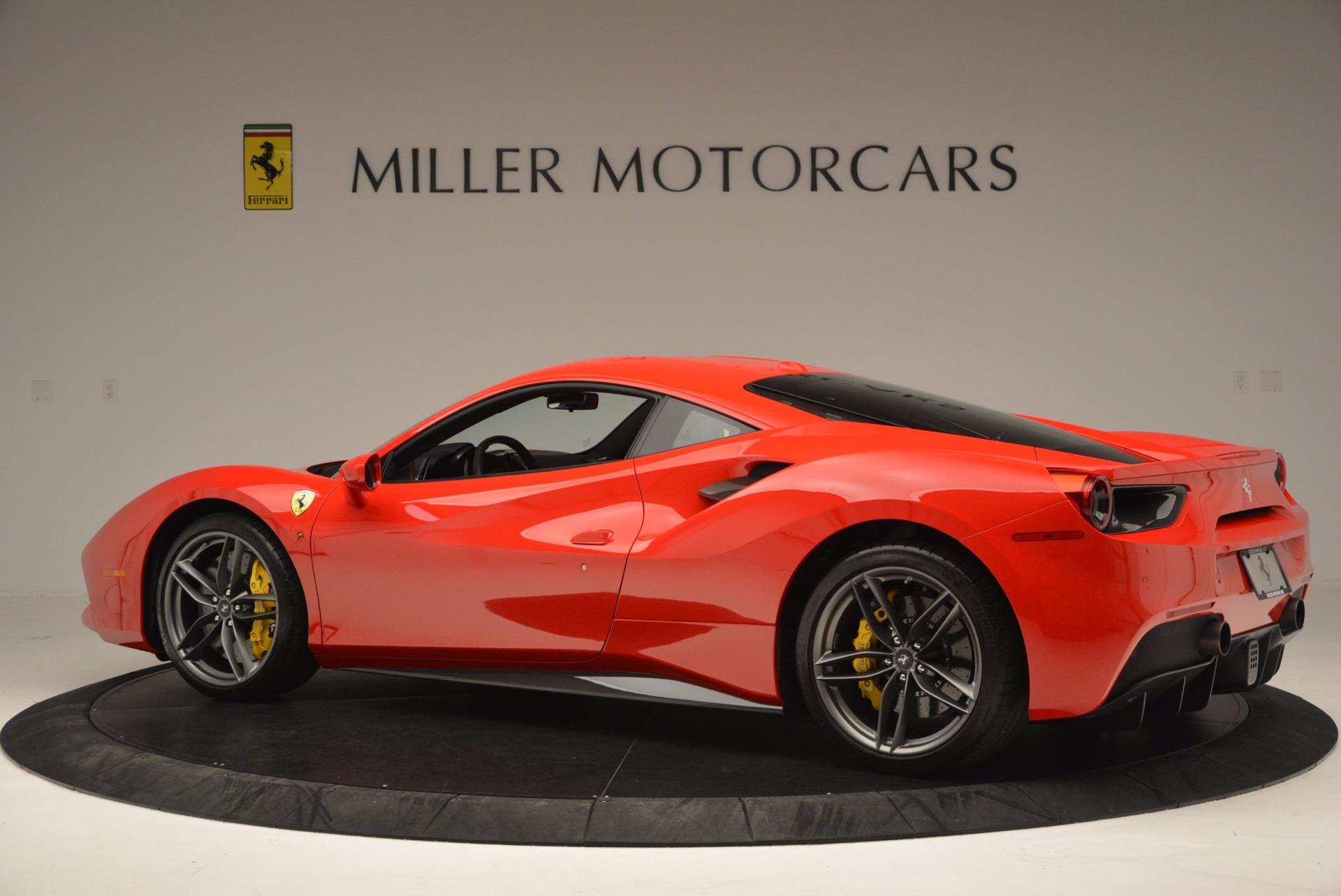 Used 2016 Ferrari 488 GTB  For Sale In Greenwich, CT. Alfa Romeo of Greenwich, 4407 636_p4
