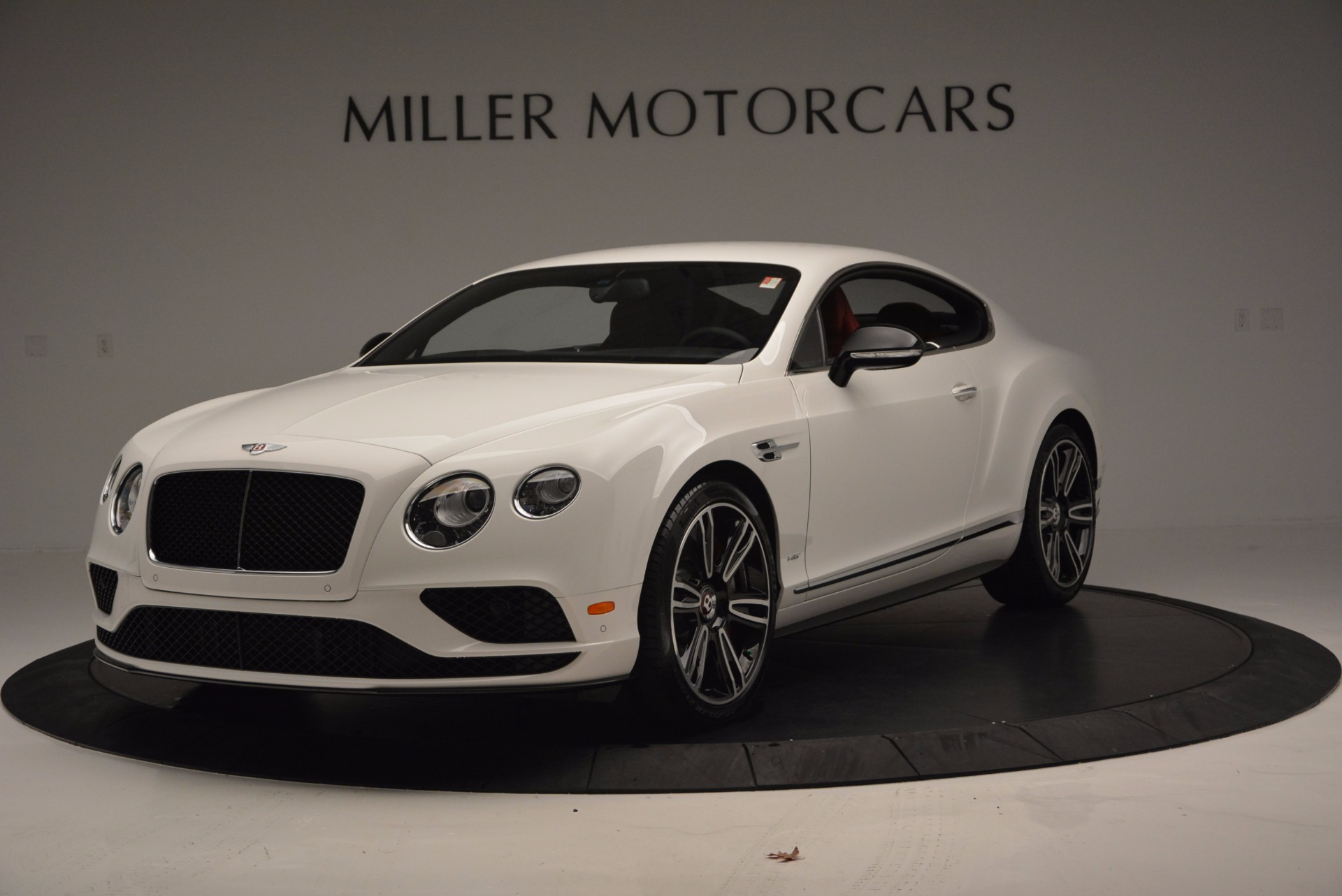 New 2017 Bentley Continental GT V8 S  For Sale In Greenwich, CT. Alfa Romeo of Greenwich, B1193 637_main