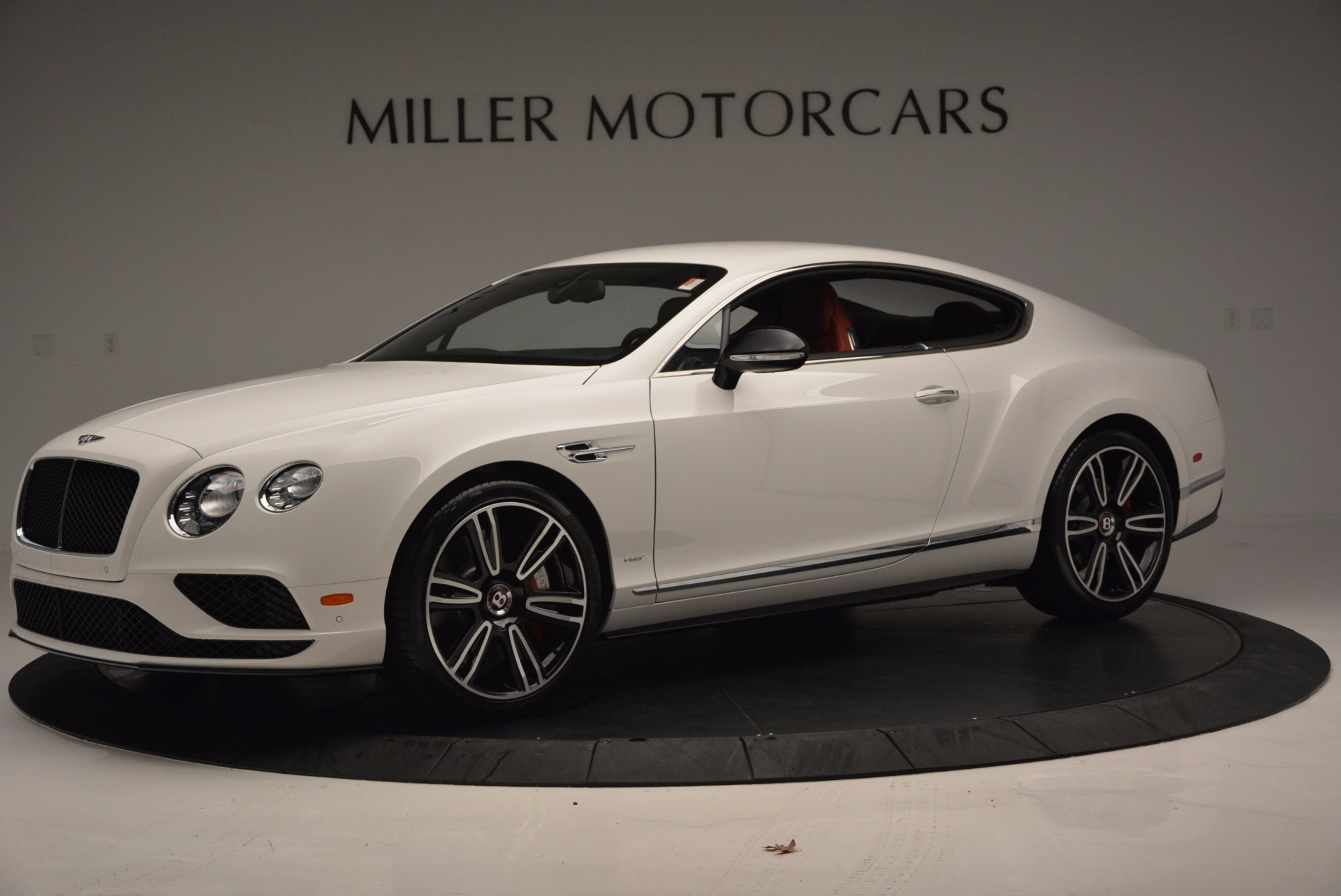 New 2017 Bentley Continental GT V8 S  For Sale In Greenwich, CT. Alfa Romeo of Greenwich, B1193 637_p2