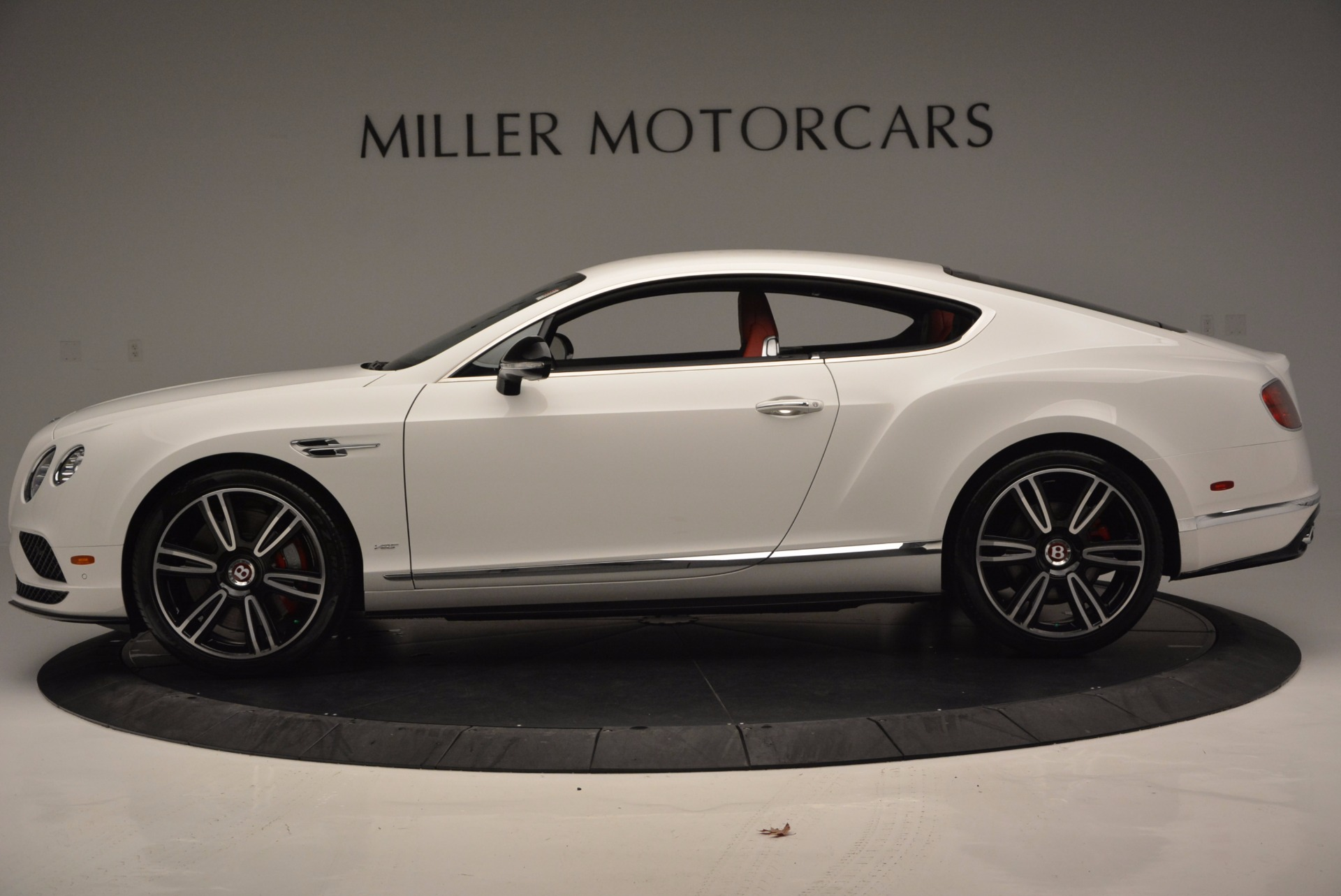 New 2017 Bentley Continental GT V8 S  For Sale In Greenwich, CT. Alfa Romeo of Greenwich, B1193 637_p3