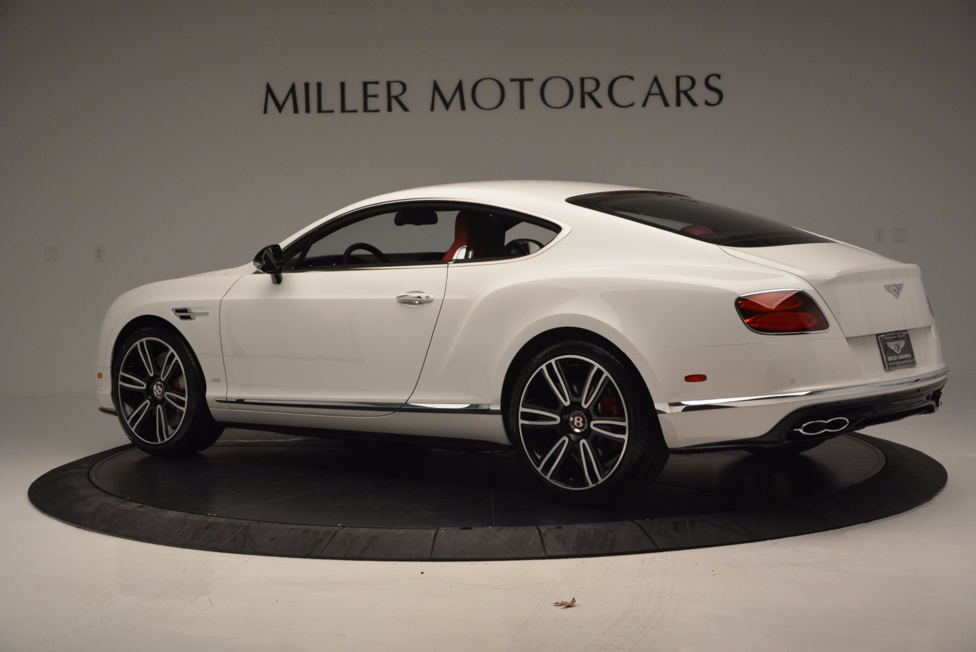 New 2017 Bentley Continental GT V8 S  For Sale In Greenwich, CT. Alfa Romeo of Greenwich, B1193 637_p4