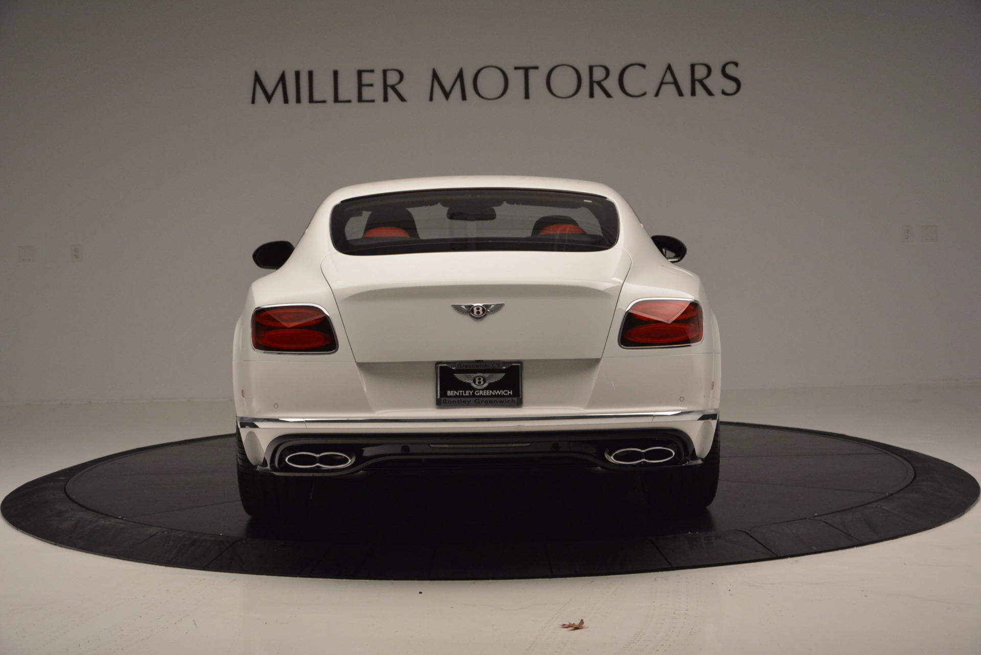 New 2017 Bentley Continental GT V8 S  For Sale In Greenwich, CT. Alfa Romeo of Greenwich, B1193 637_p6