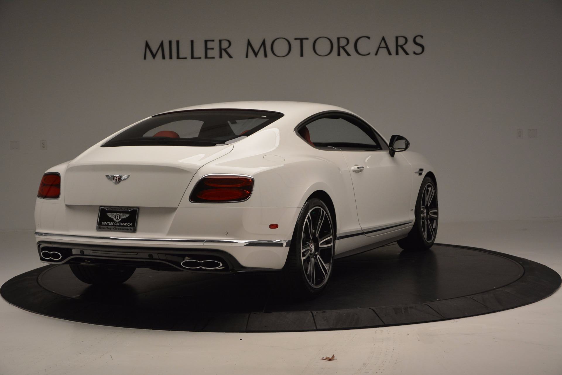 New 2017 Bentley Continental GT V8 S  For Sale In Greenwich, CT. Alfa Romeo of Greenwich, B1193 637_p7