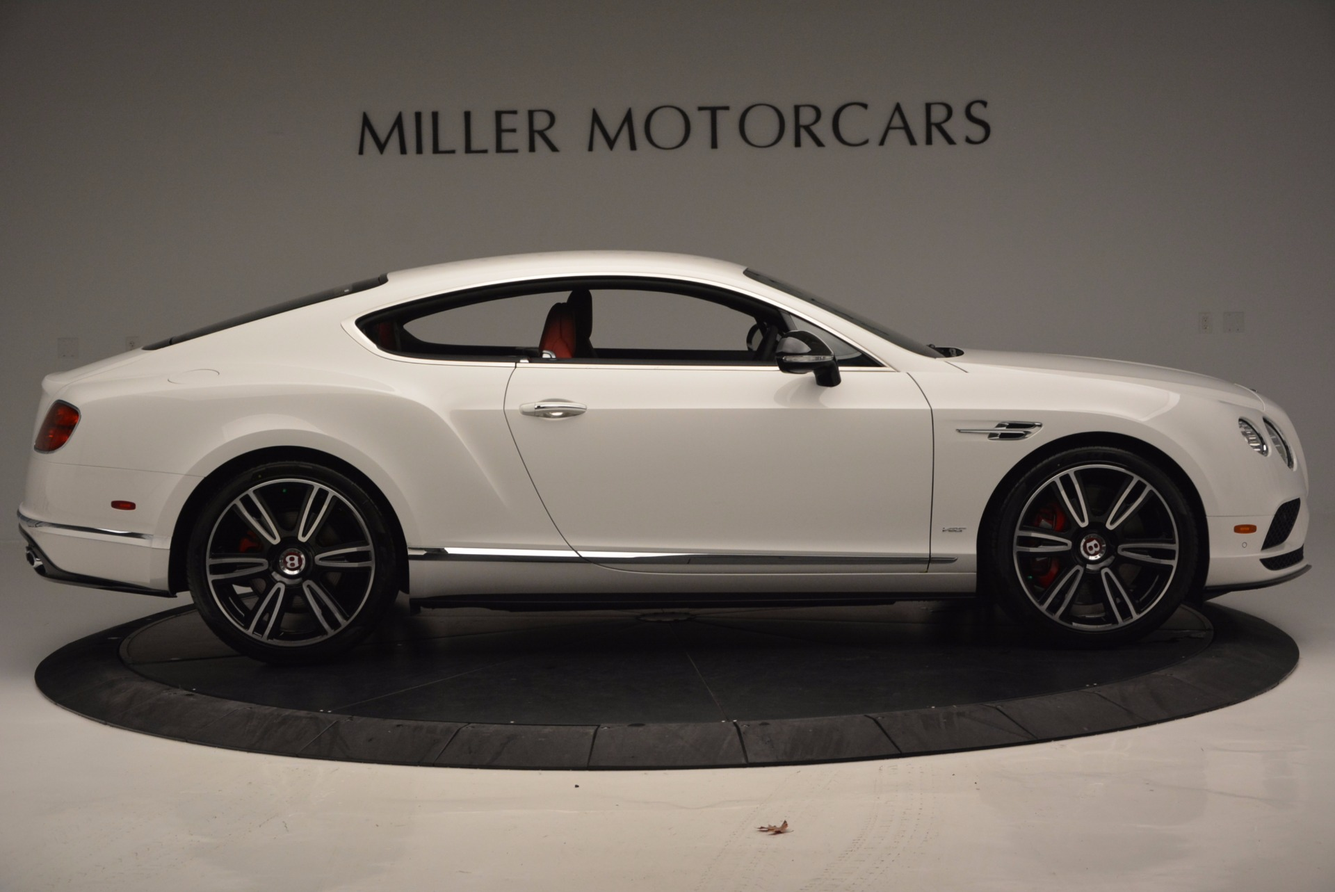 New 2017 Bentley Continental GT V8 S  For Sale In Greenwich, CT. Alfa Romeo of Greenwich, B1193 637_p9