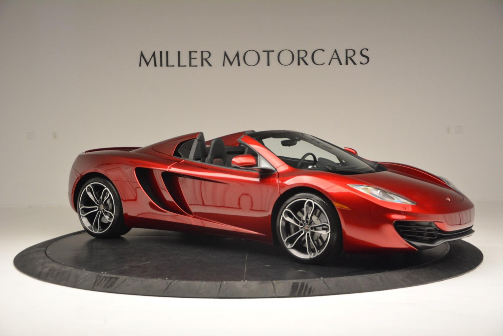 Used 2013 McLaren MP4-12C Base For Sale In Greenwich, CT. Alfa Romeo of Greenwich, 3066C 64_p10