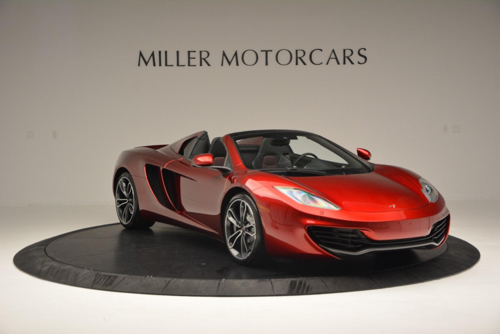 Used 2013 McLaren MP4-12C Base For Sale In Greenwich, CT. Alfa Romeo of Greenwich, 3066C 64_p11