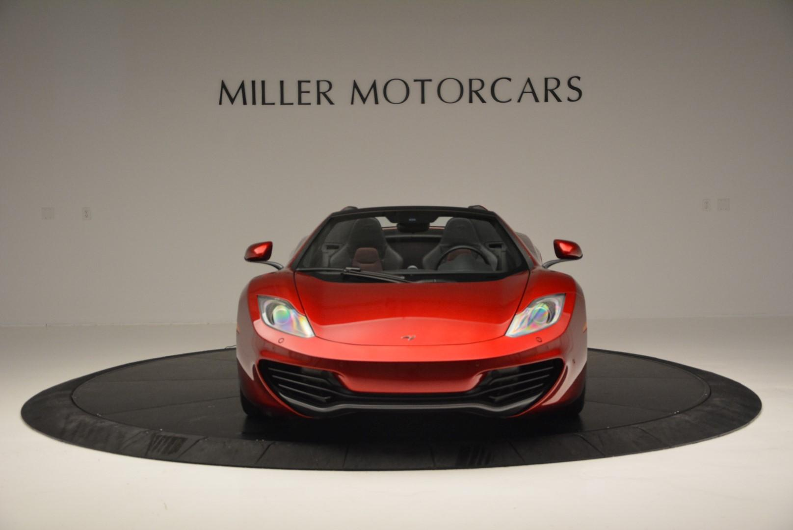 Used 2013 McLaren MP4-12C Base For Sale In Greenwich, CT. Alfa Romeo of Greenwich, 3066C 64_p12