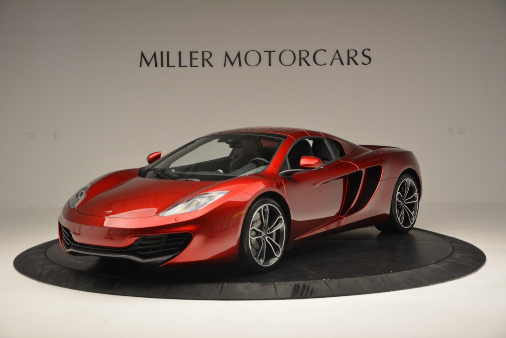 Used 2013 McLaren MP4-12C Base For Sale In Greenwich, CT. Alfa Romeo of Greenwich, 3066C 64_p13