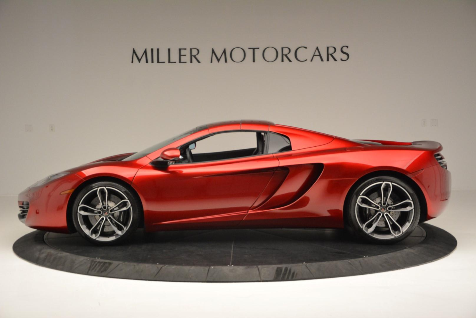 Used 2013 McLaren MP4-12C Base For Sale In Greenwich, CT. Alfa Romeo of Greenwich, 3066C 64_p14