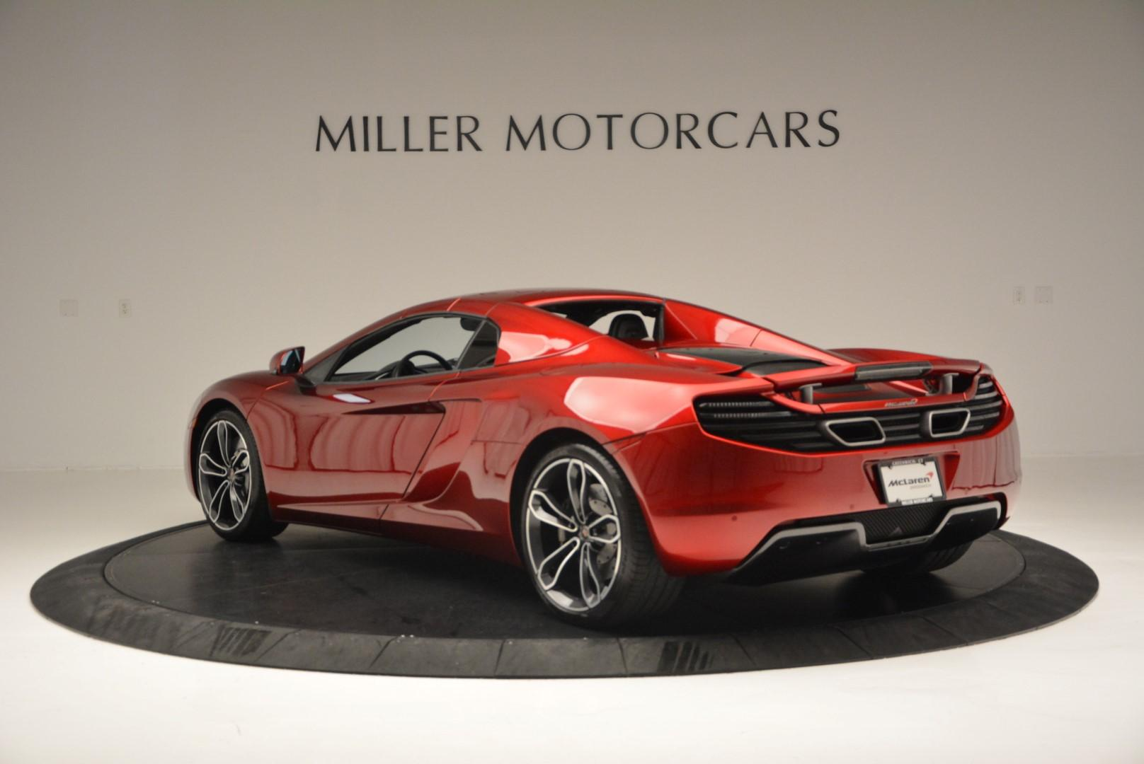 Used 2013 McLaren MP4-12C Base For Sale In Greenwich, CT. Alfa Romeo of Greenwich, 3066C 64_p15