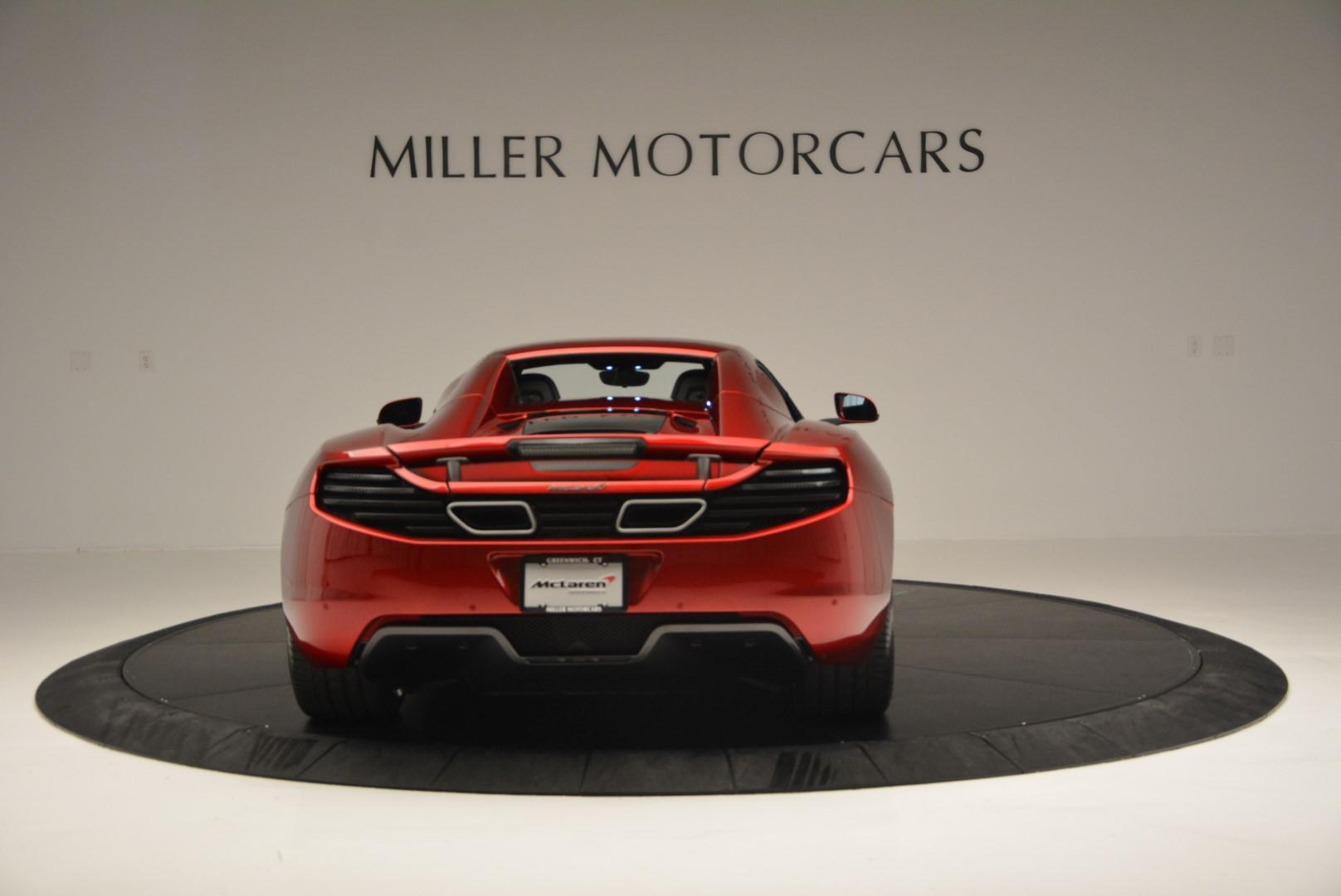 Used 2013 McLaren MP4-12C Base For Sale In Greenwich, CT. Alfa Romeo of Greenwich, 3066C 64_p16