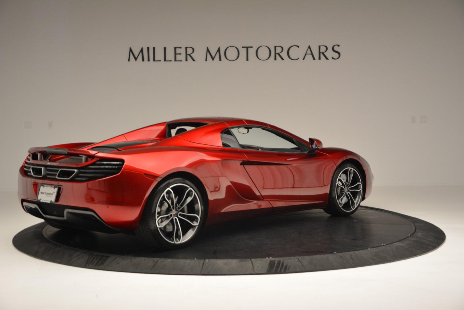 Used 2013 McLaren MP4-12C Base For Sale In Greenwich, CT. Alfa Romeo of Greenwich, 3066C 64_p17