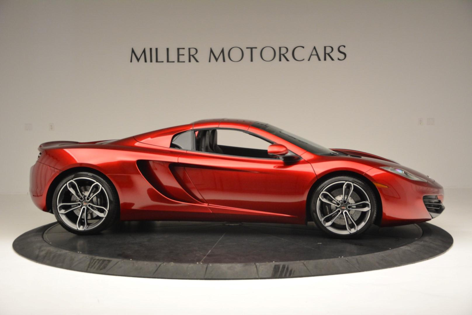 Used 2013 McLaren MP4-12C Base For Sale In Greenwich, CT. Alfa Romeo of Greenwich, 3066C 64_p18