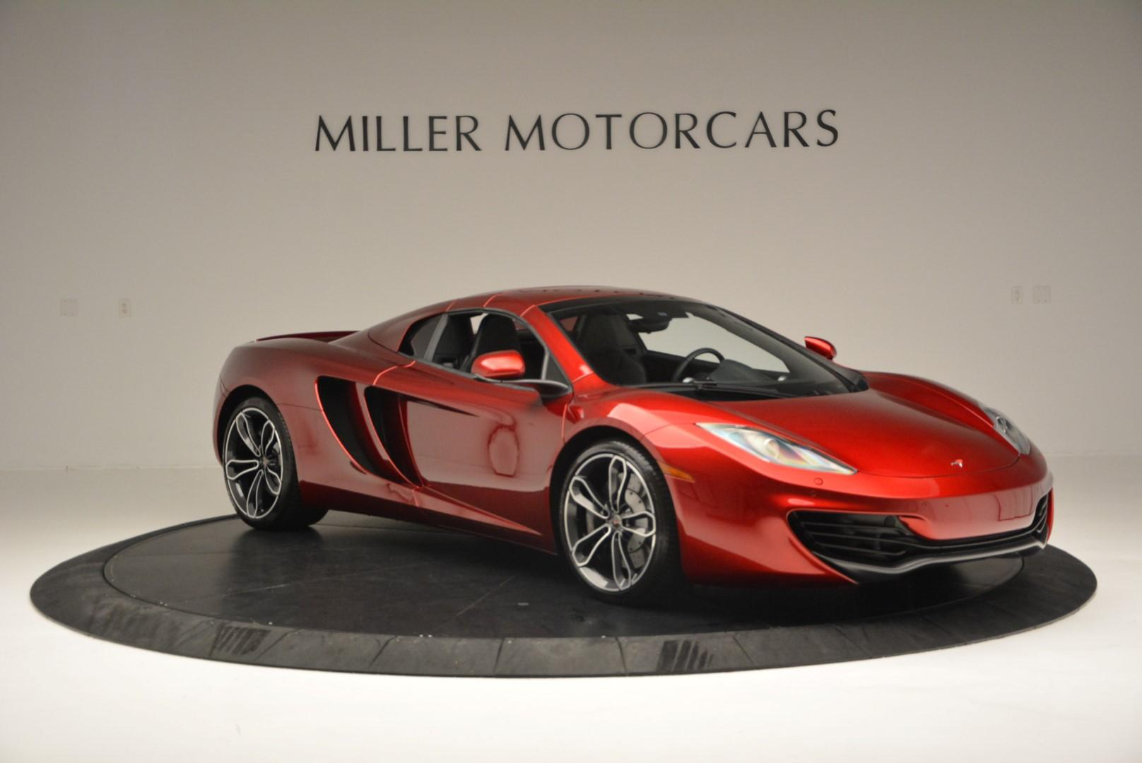 Used 2013 McLaren MP4-12C Base For Sale In Greenwich, CT. Alfa Romeo of Greenwich, 3066C 64_p19