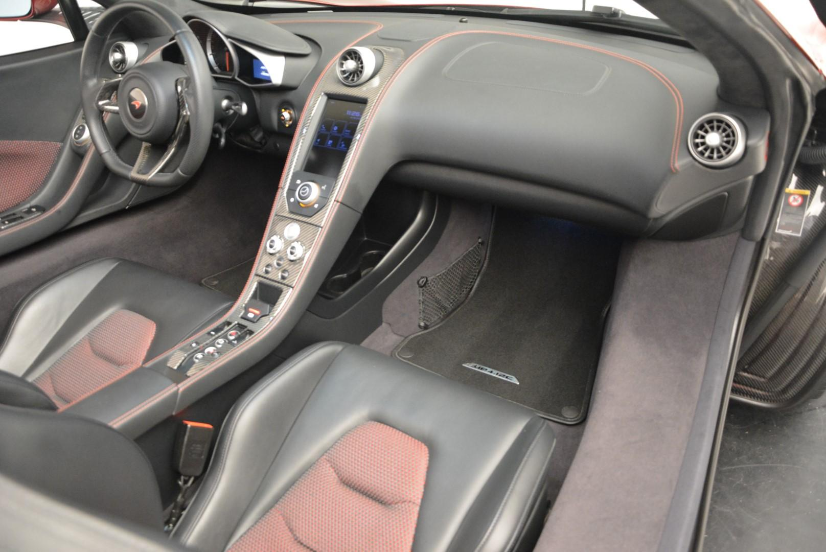 Used 2013 McLaren MP4-12C Base For Sale In Greenwich, CT. Alfa Romeo of Greenwich, 3066C 64_p26