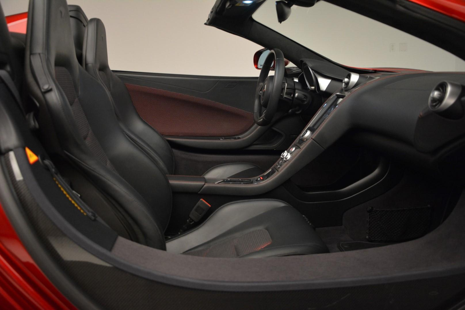 Used 2013 McLaren MP4-12C Base For Sale In Greenwich, CT. Alfa Romeo of Greenwich, 3066C 64_p27