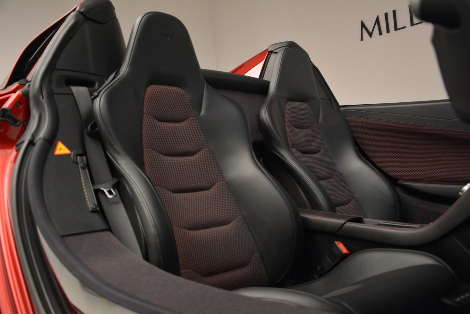 Used 2013 McLaren MP4-12C Base For Sale In Greenwich, CT. Alfa Romeo of Greenwich, 3066C 64_p28