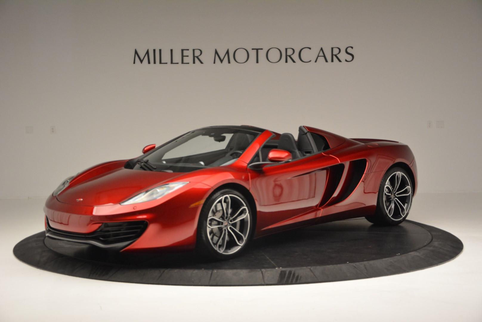 Used 2013 McLaren MP4-12C Base For Sale In Greenwich, CT. Alfa Romeo of Greenwich, 3066C 64_p2